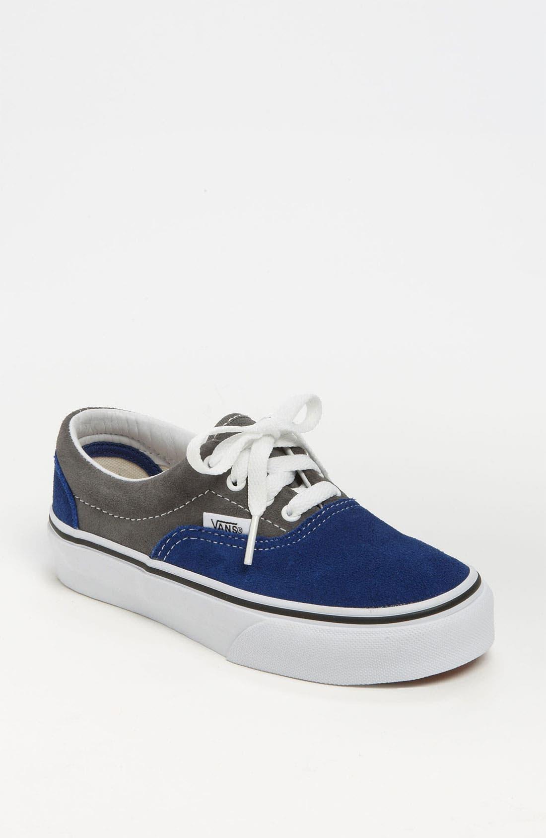 Alternate Image 1 Selected - Vans 'Era' Sneaker (Toddler, Little Kid & Big Kid)