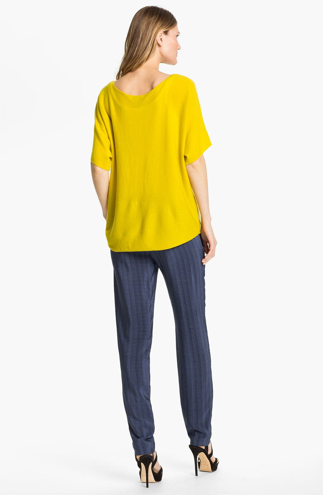 Alternate Image 2  - Vince Cashmere Sweater & Silk Pants