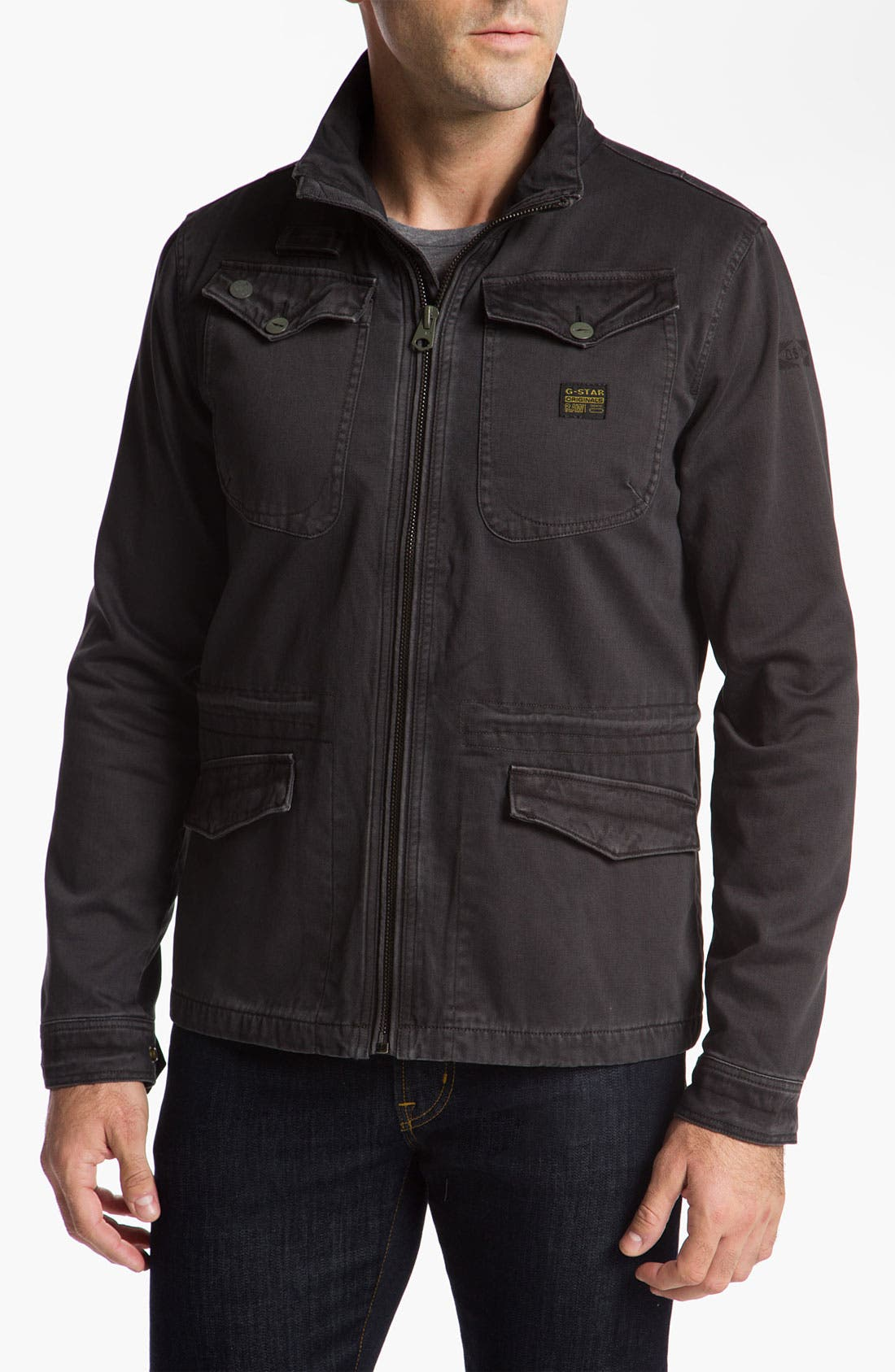 Alternate Image 1 Selected - G-Star Raw 'El Salvador' Cotton Jacket