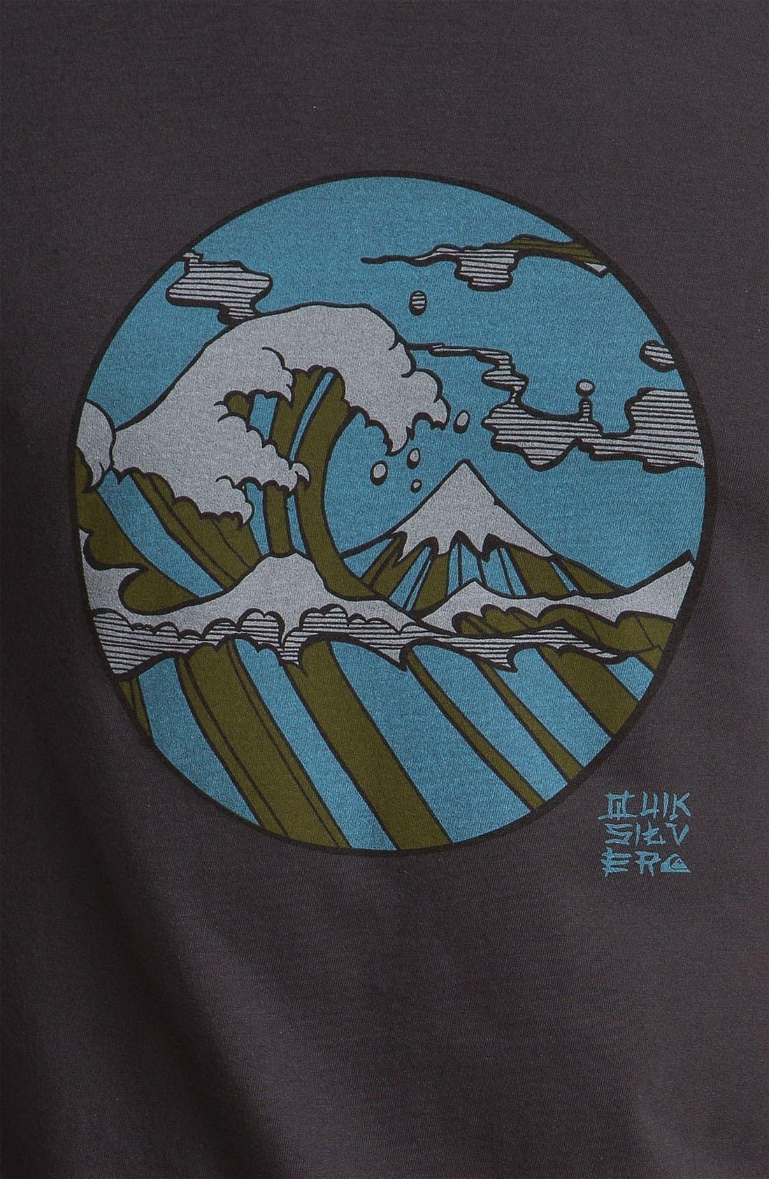 Alternate Image 3  - Quiksilver 'Chiba' T-Shirt