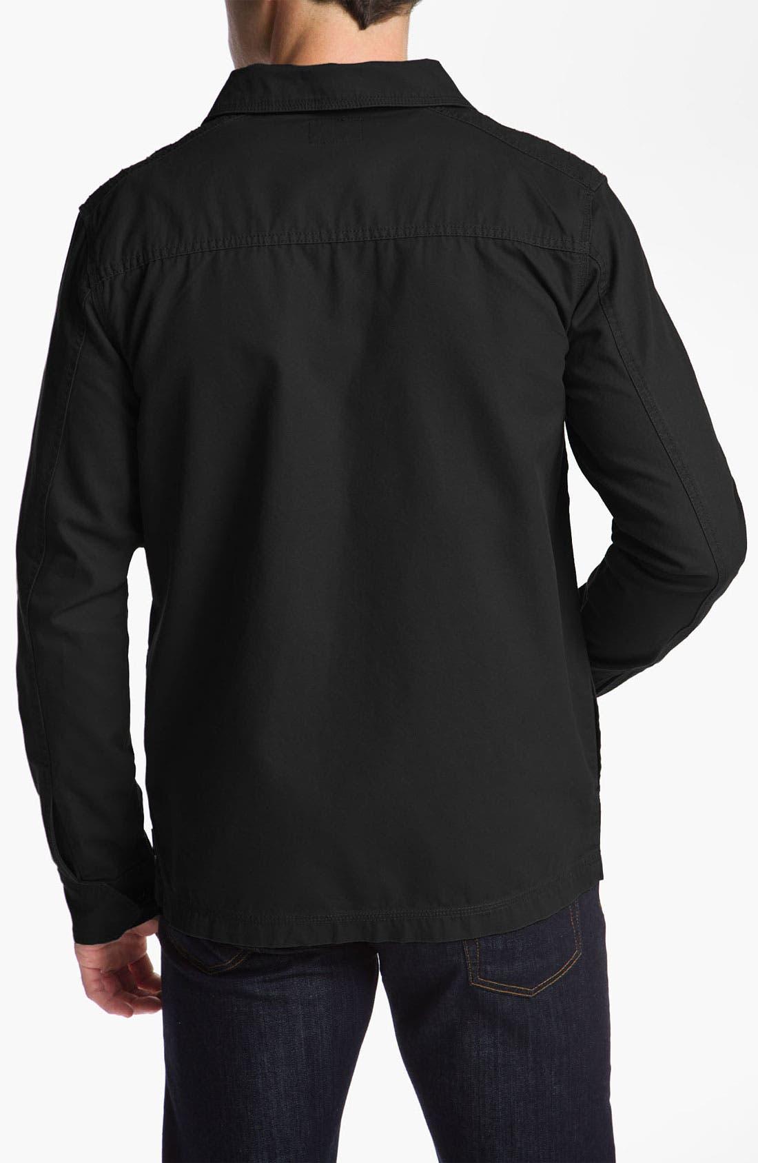 Alternate Image 2  - Quiksilver 'Cover' Jacket