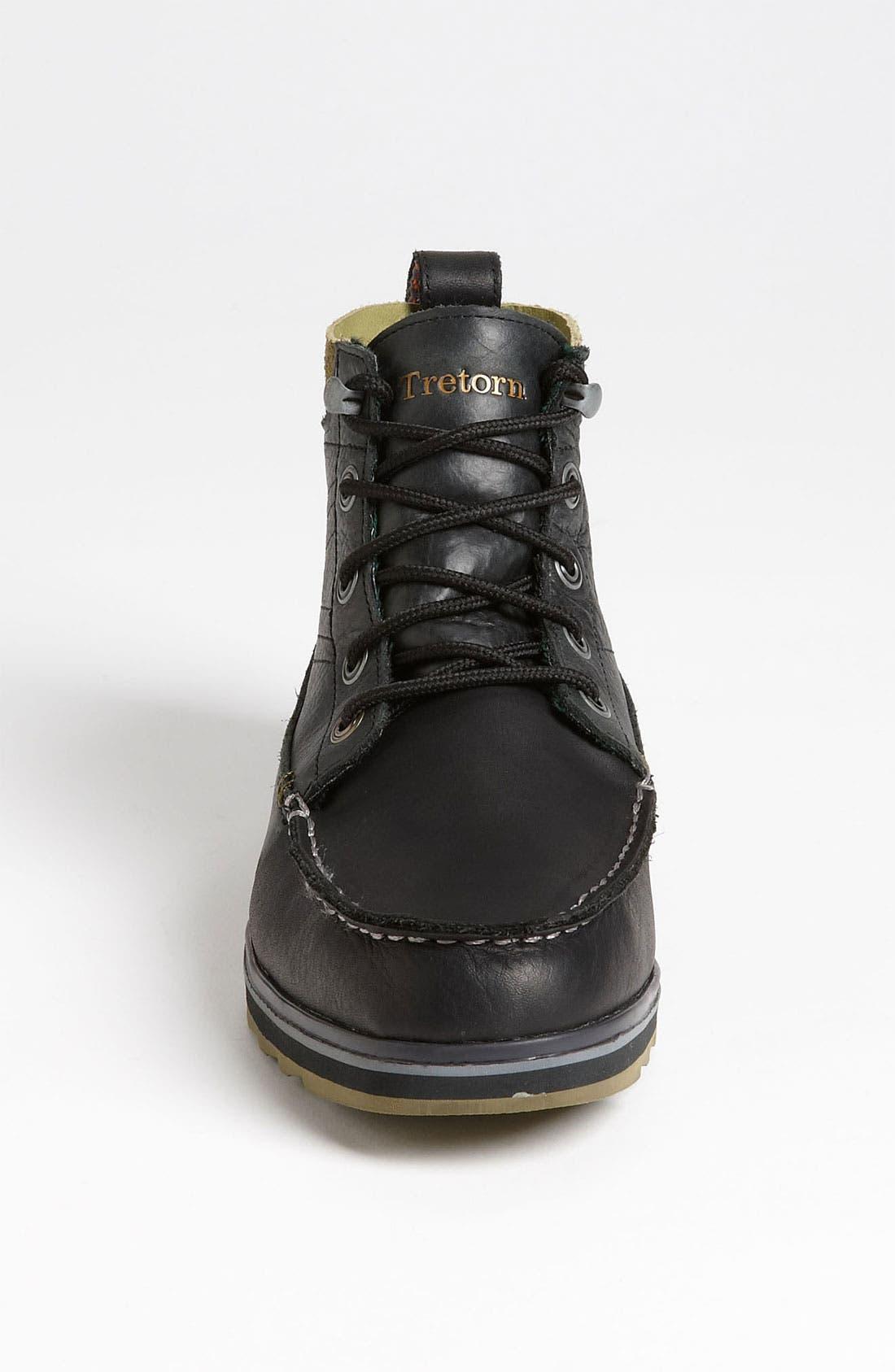 Alternate Image 3  - Tretorn 'Holdyn' Moc Toe Boot