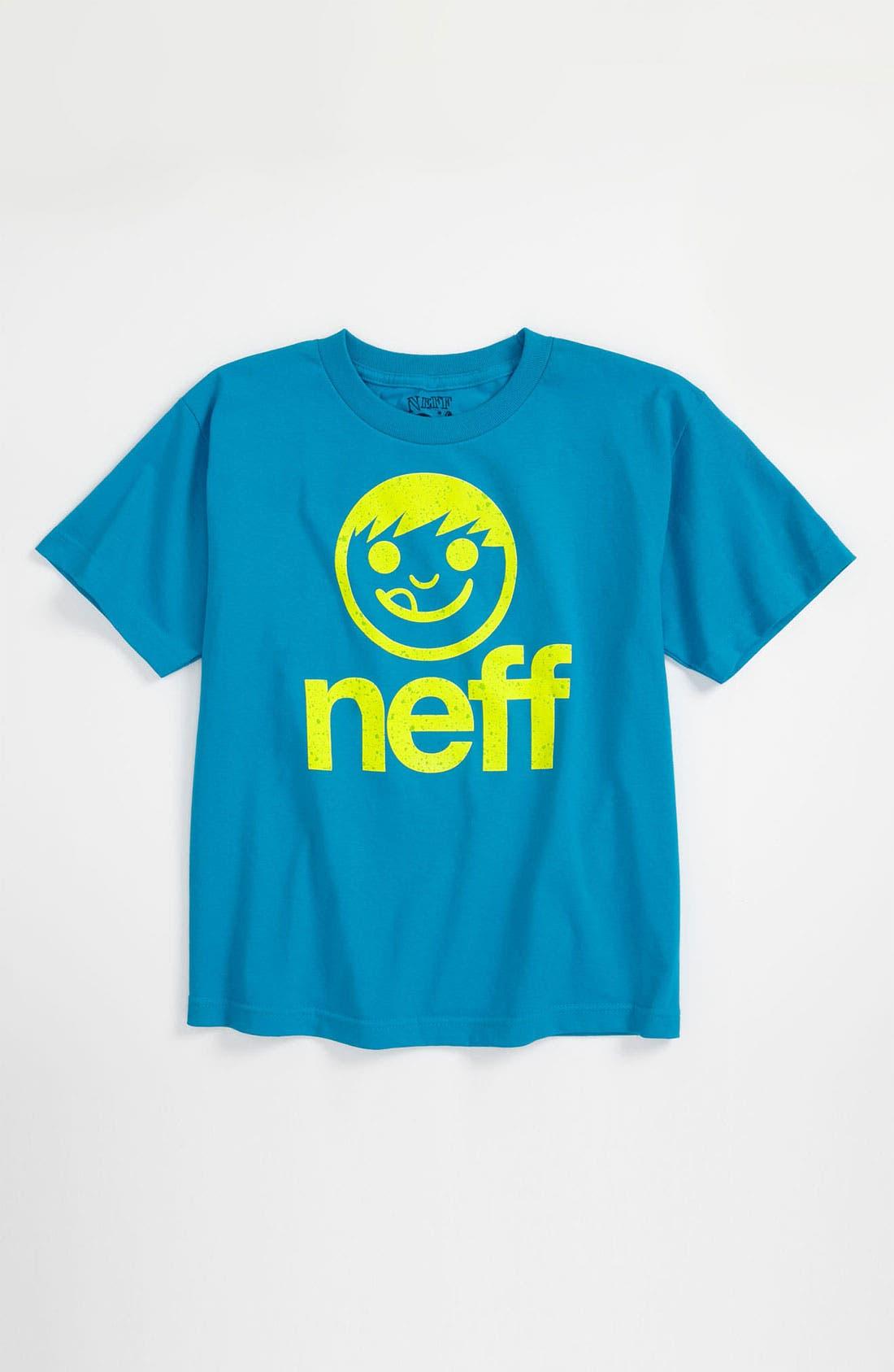 Alternate Image 1 Selected - Neff 'Spritz' T-Shirt (Big Boys)