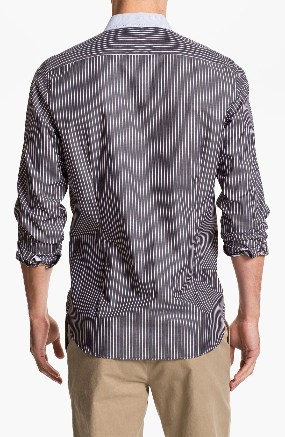 Alternate Image 2  - Ted Baker London 'Asaigo' Sport Shirt