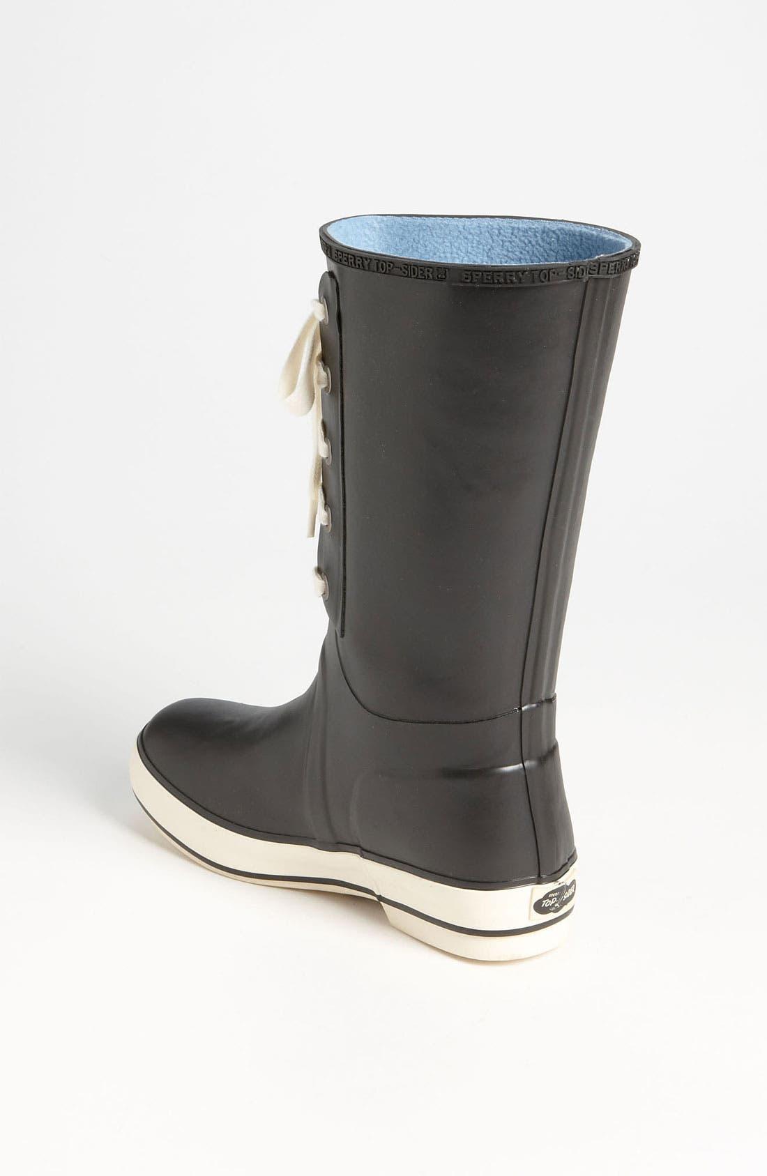Alternate Image 2  - Sperry Top-Sider® 'Rain Storm' Rain Boot (Women) (Online Exclusive)