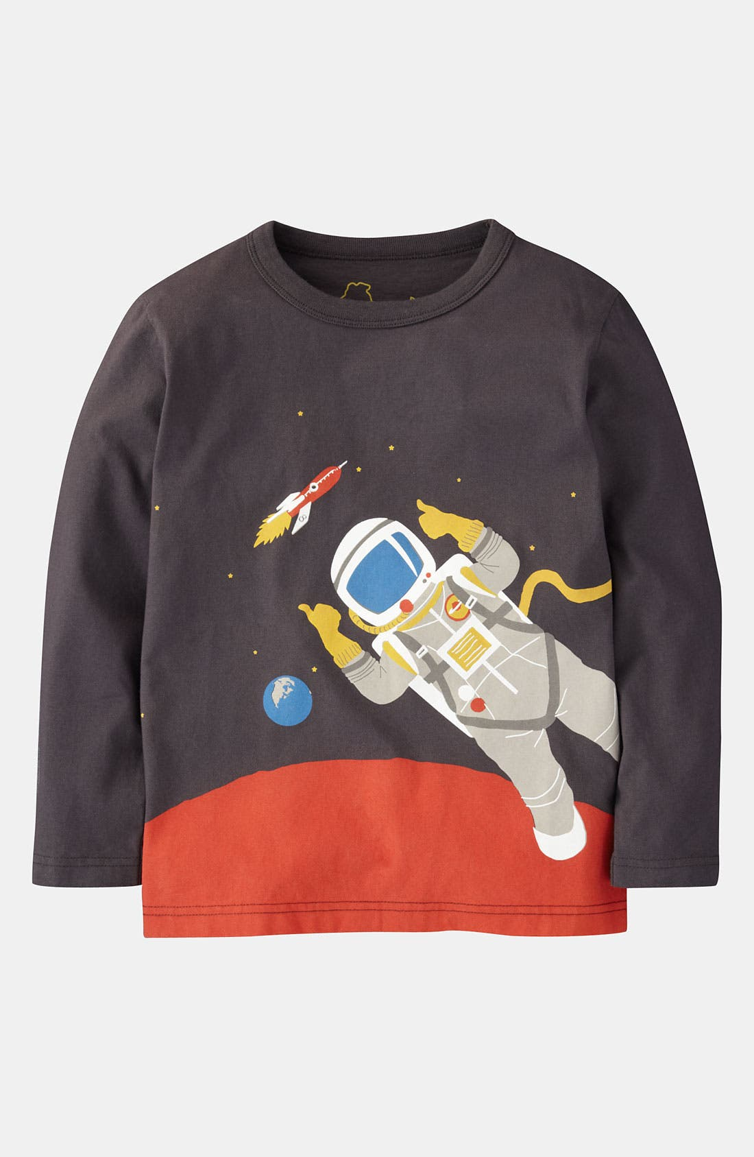 Alternate Image 1 Selected - Mini Boden 'Exploration' T-Shirt (Toddler)