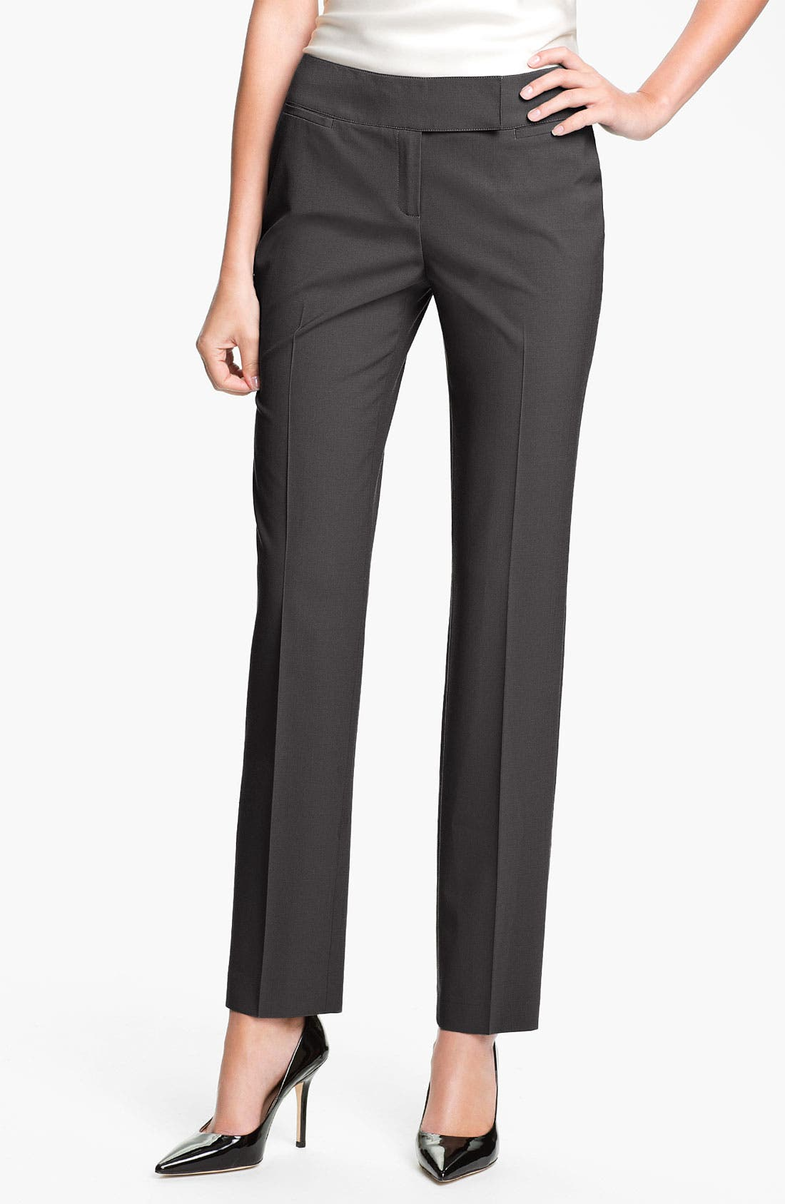 Alternate Image 1 Selected - Lafayette 148 New York 'Downing' Pants