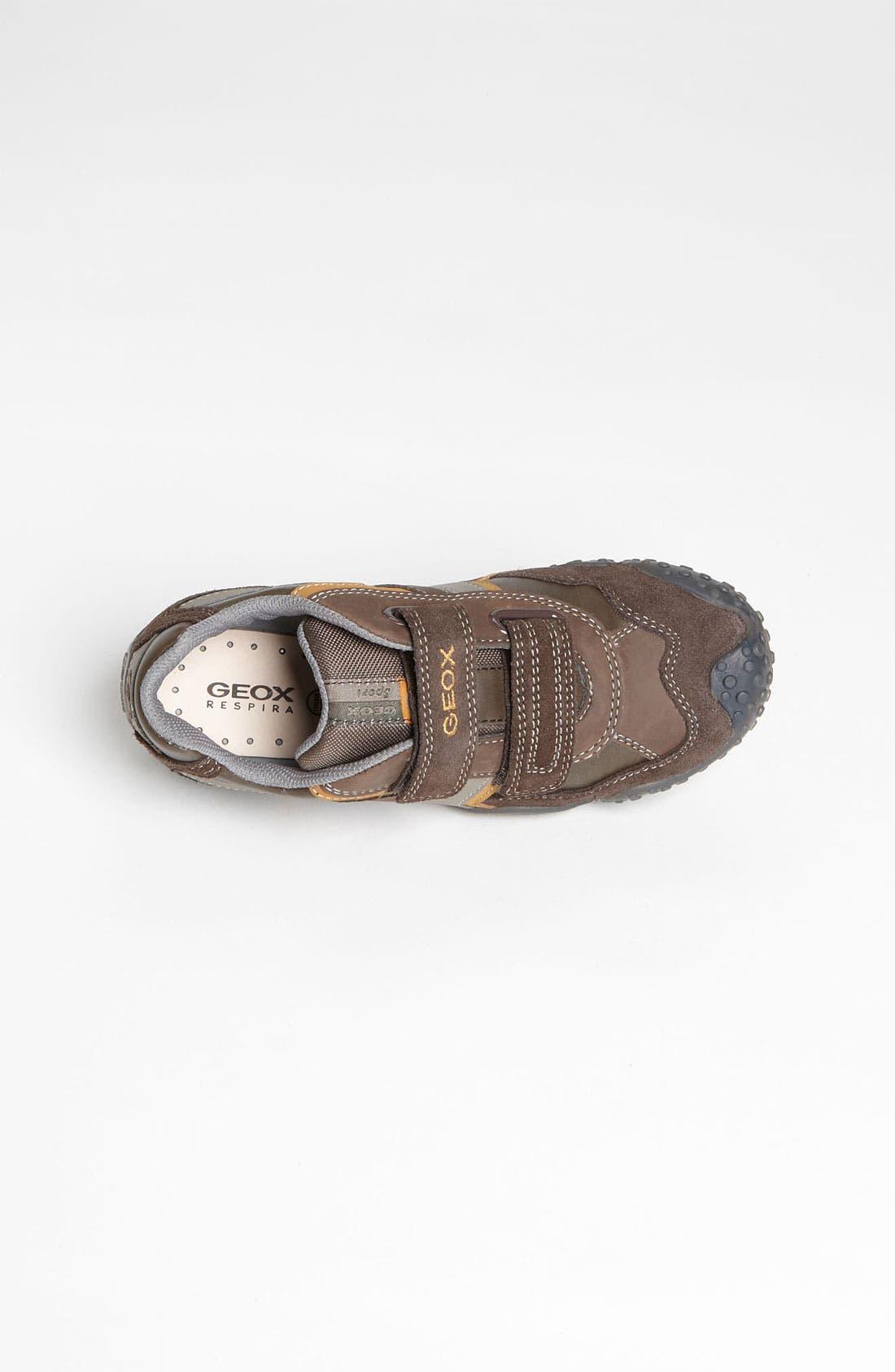 Alternate Image 3  - Geox 'Giant' Sneaker (Toddler, Little Kid & Big Kid)