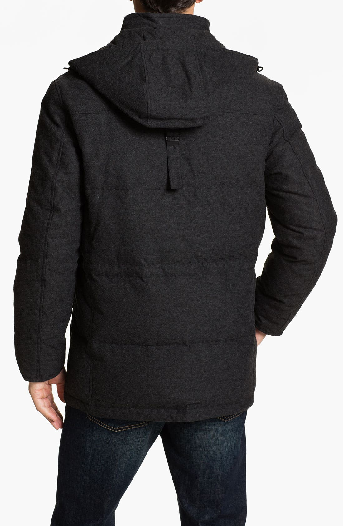 Alternate Image 2  - Cole Haan Down Parka