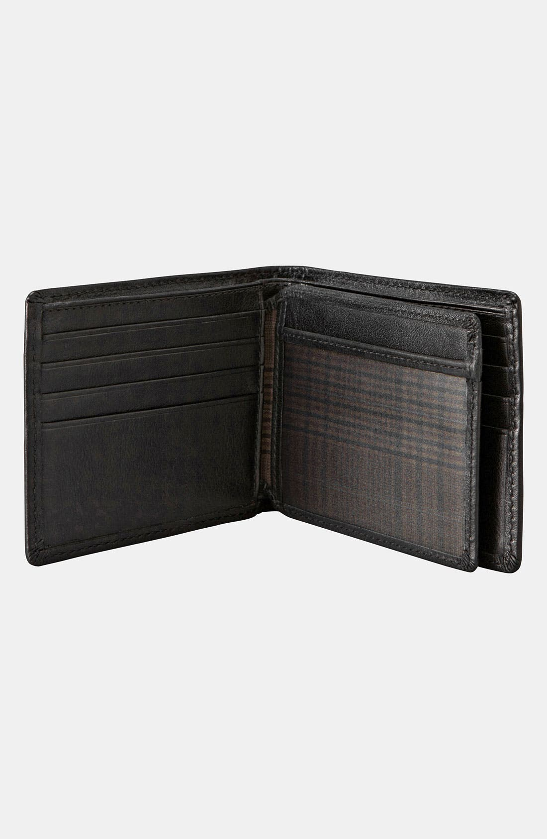 Alternate Image 3  - Fossil 'Estate' Traveler Wallet