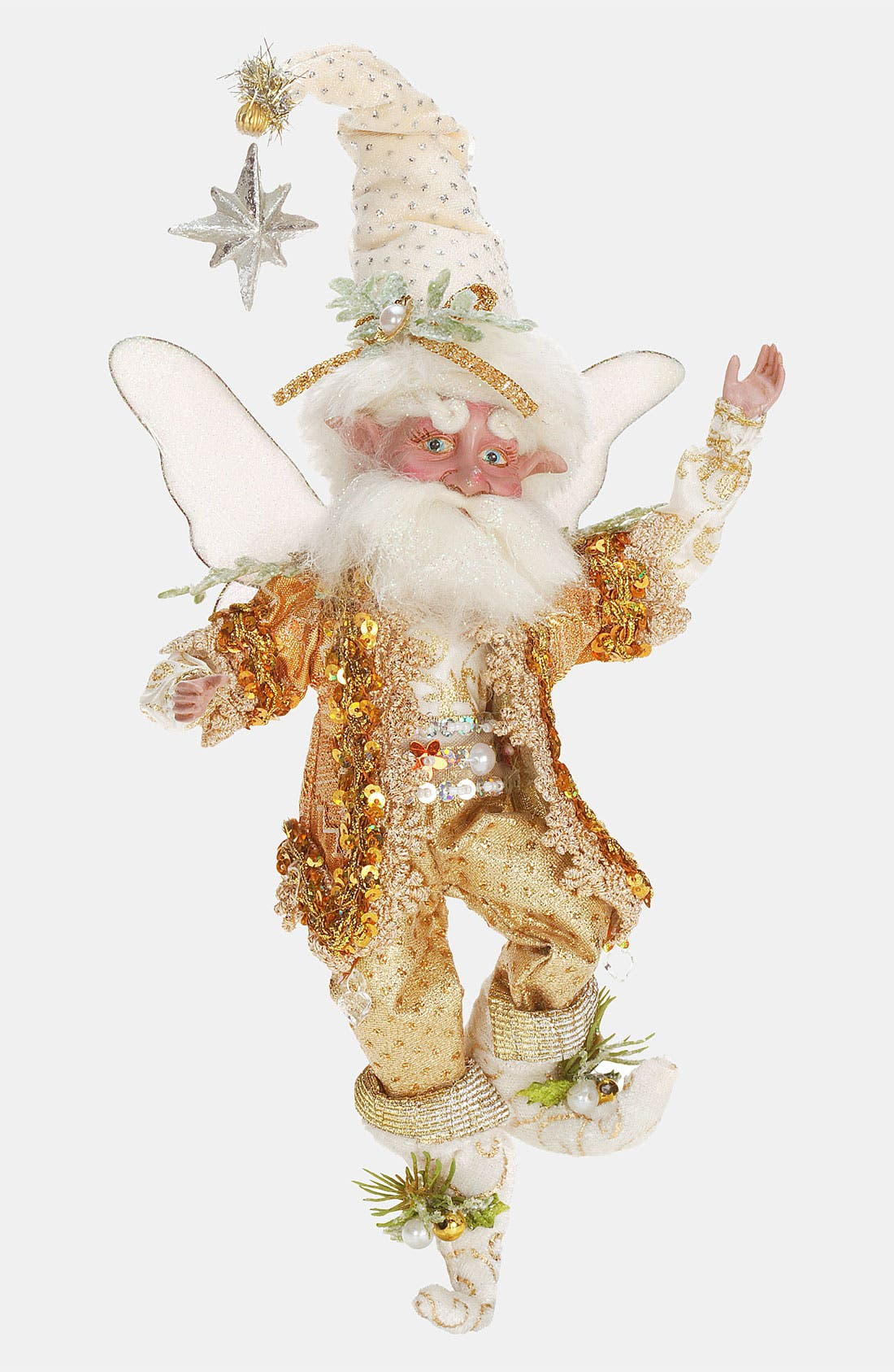 Alternate Image 1 Selected - Mark Roberts 'Let There Be Peace on Earth Fairy' Figurine (Limited Edition