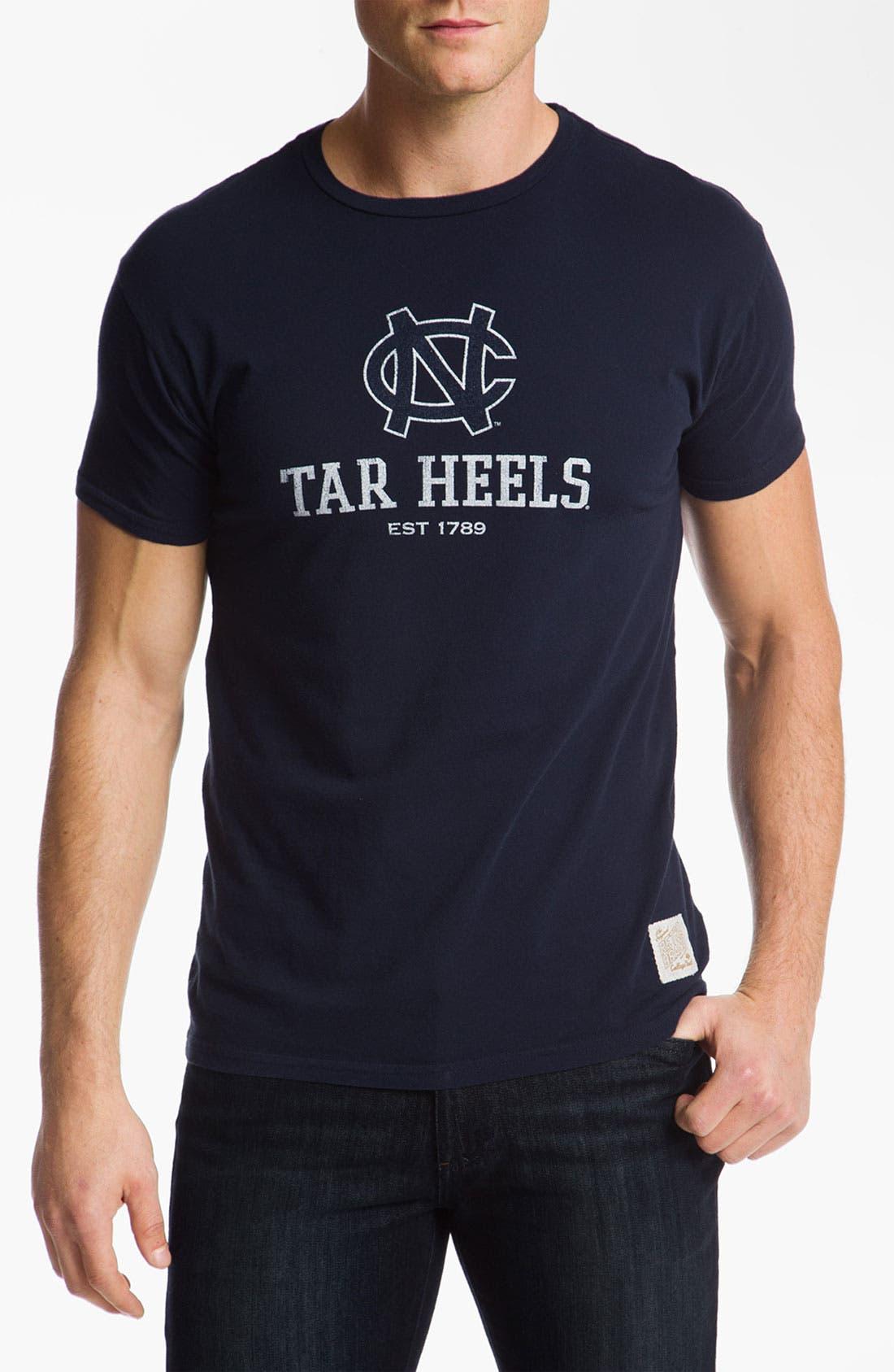 Main Image - Retro Brand 'Tar Heels - Est. 1789' T-Shirt