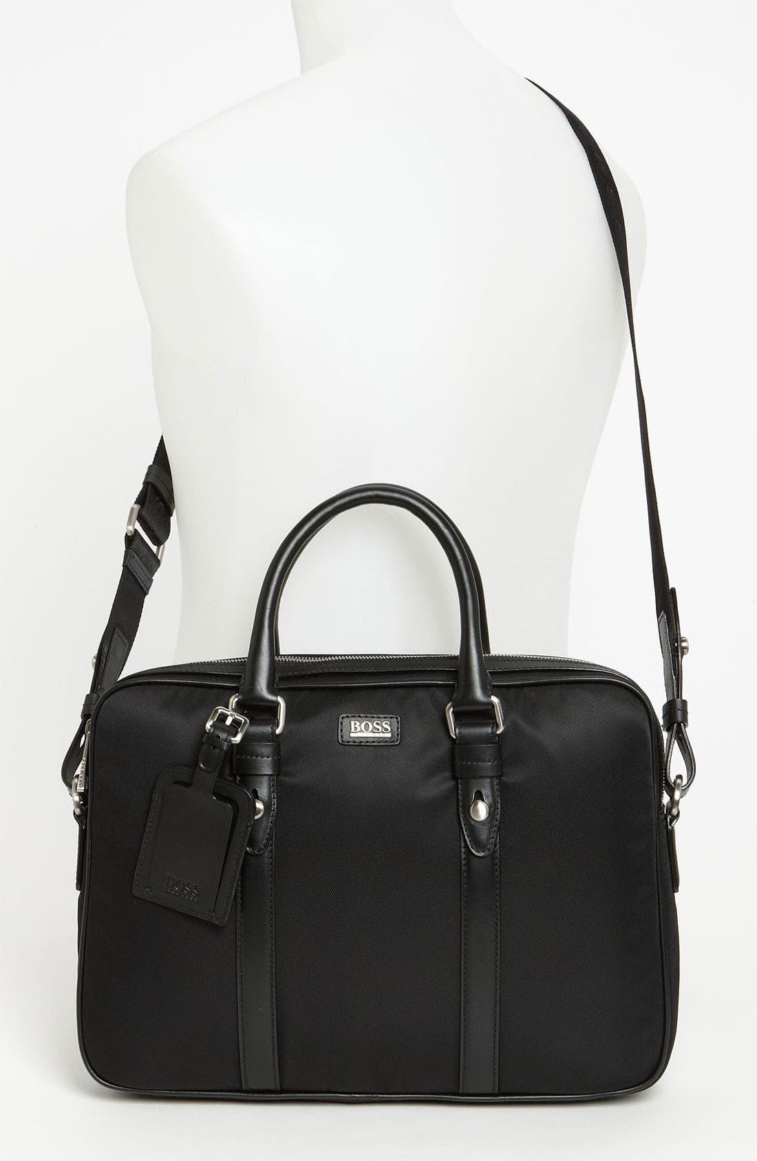 Alternate Image 4  - BOSS Black 'Timir' Briefcase