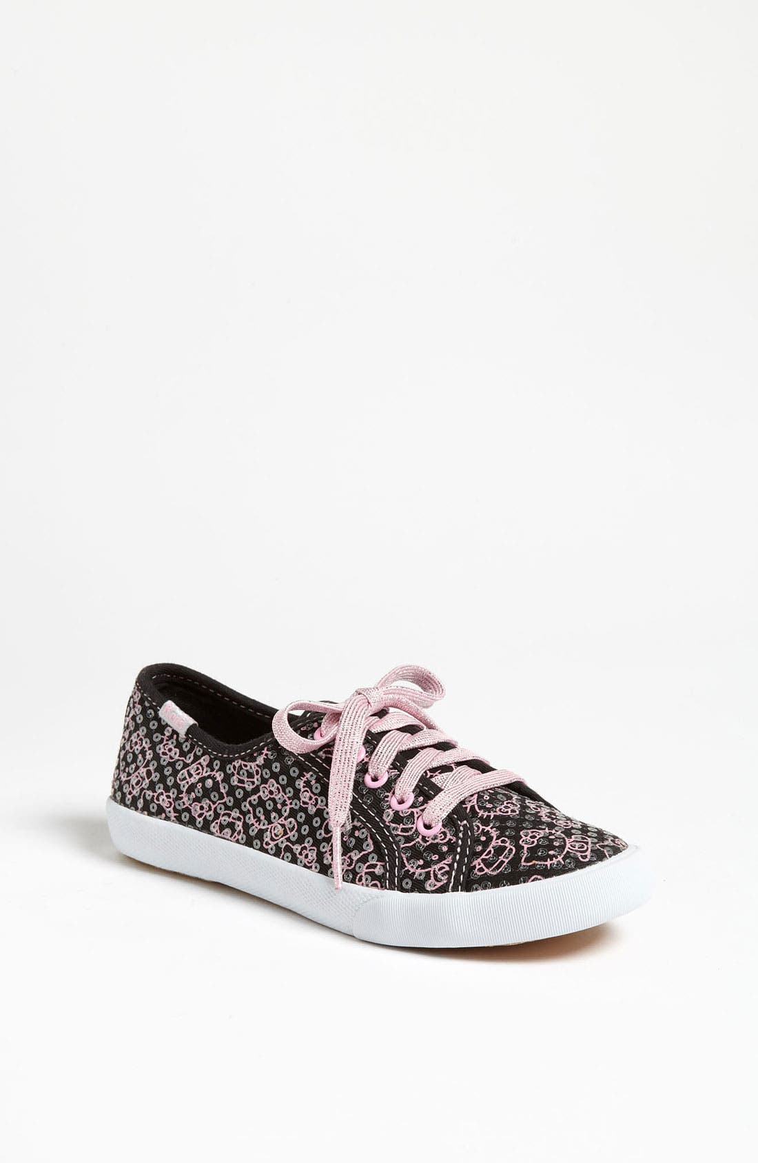 Alternate Image 1 Selected - Keds® 'Hello Kitty®' Sneaker (Little Kid & Big Kid)
