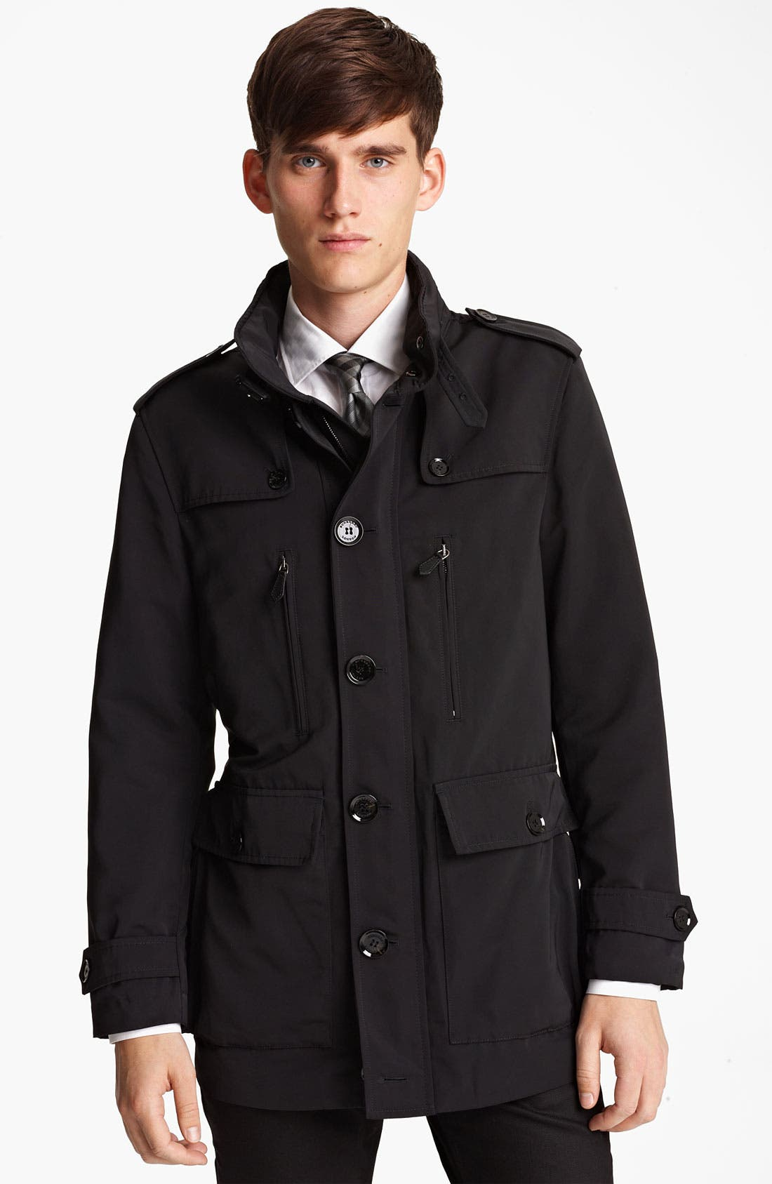 Alternate Image 1 Selected - Burberry London 'Bowden' Field Jacket