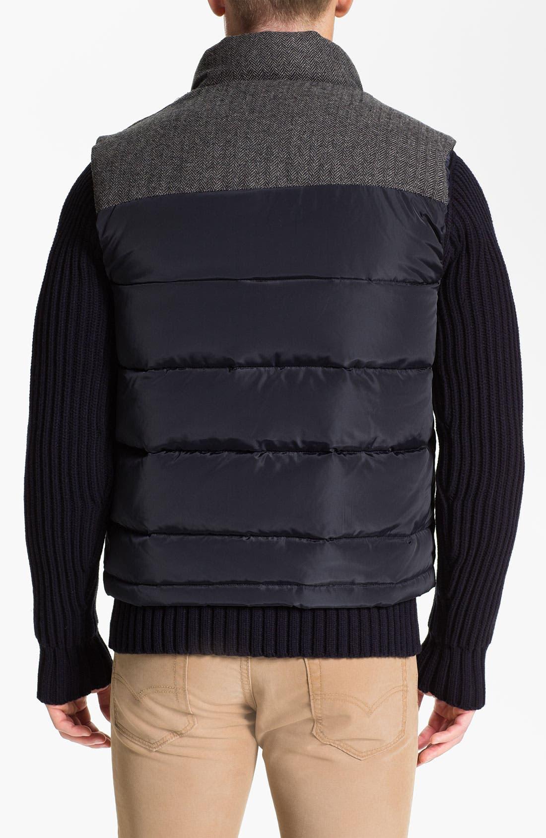 Alternate Image 2  - Scotch & Soda Sweater & Vest Combo