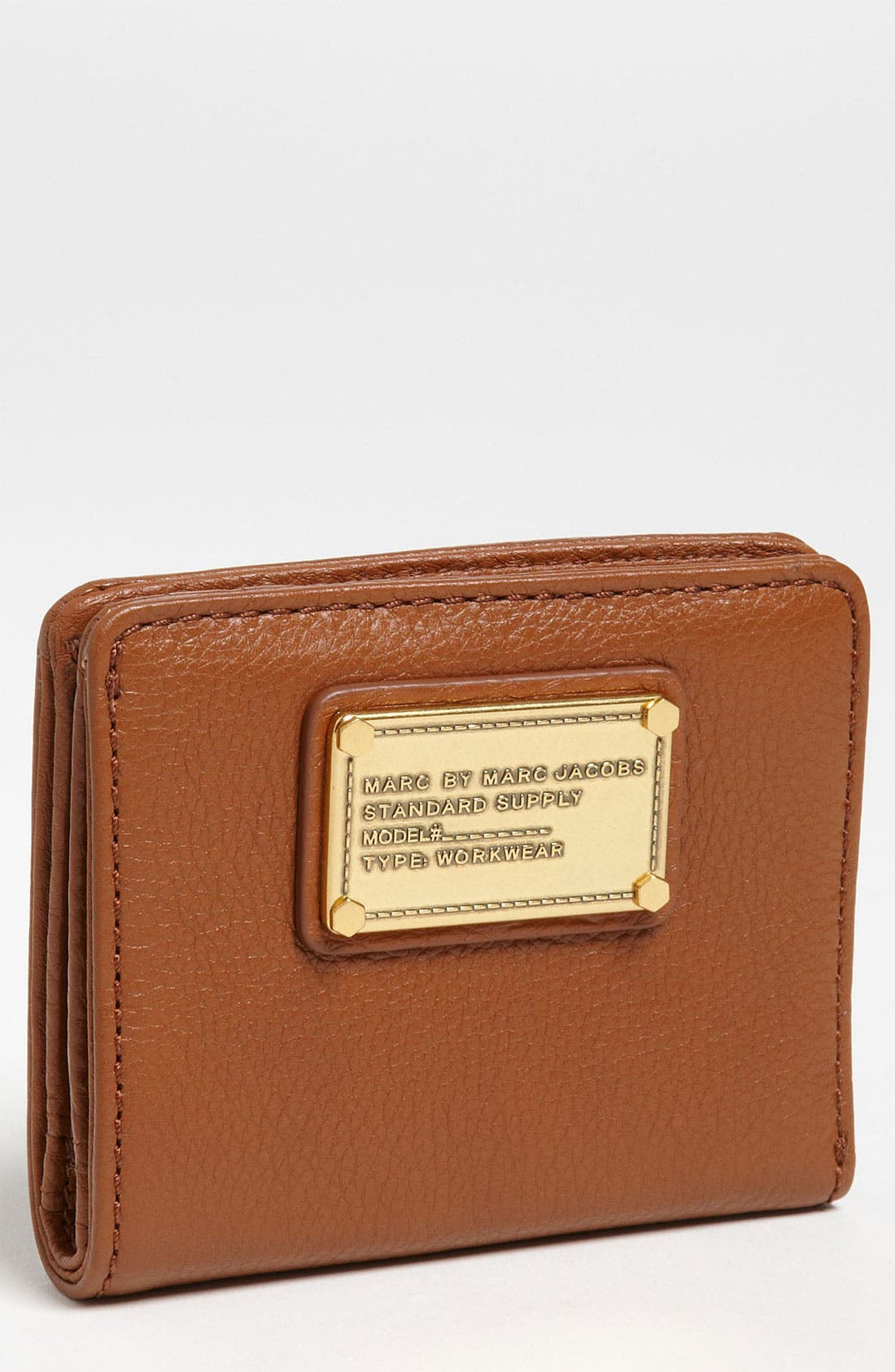 Main Image - MARC BY MARC JACOBS 'Classic Q' Billfold Wallet