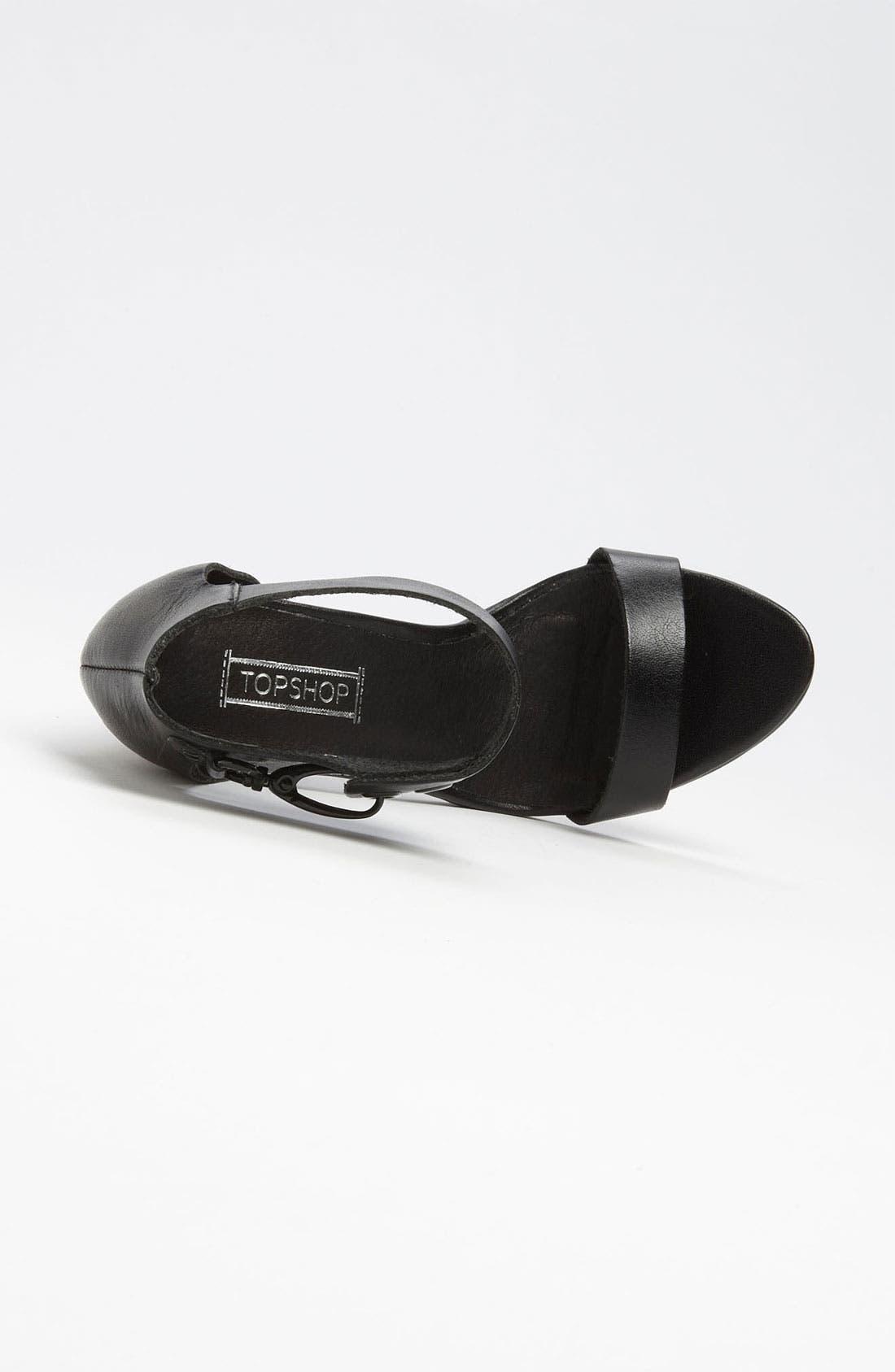 Alternate Image 3  - Topshop 'Reflect' Sandal