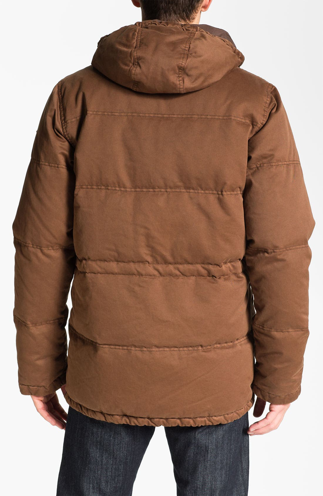 Alternate Image 2  - The North Face 'Tasman' Water Resistant Down Parka