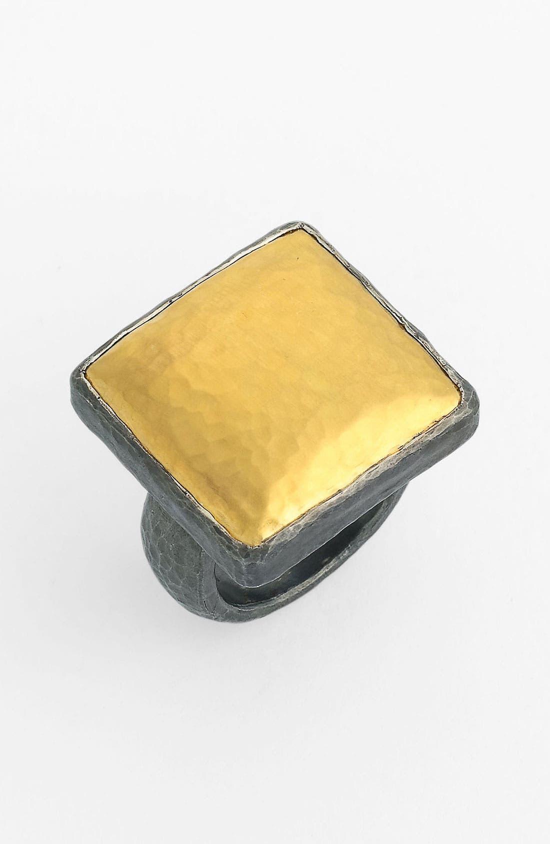 Main Image - Gurhan 'Amulet' Square Ring