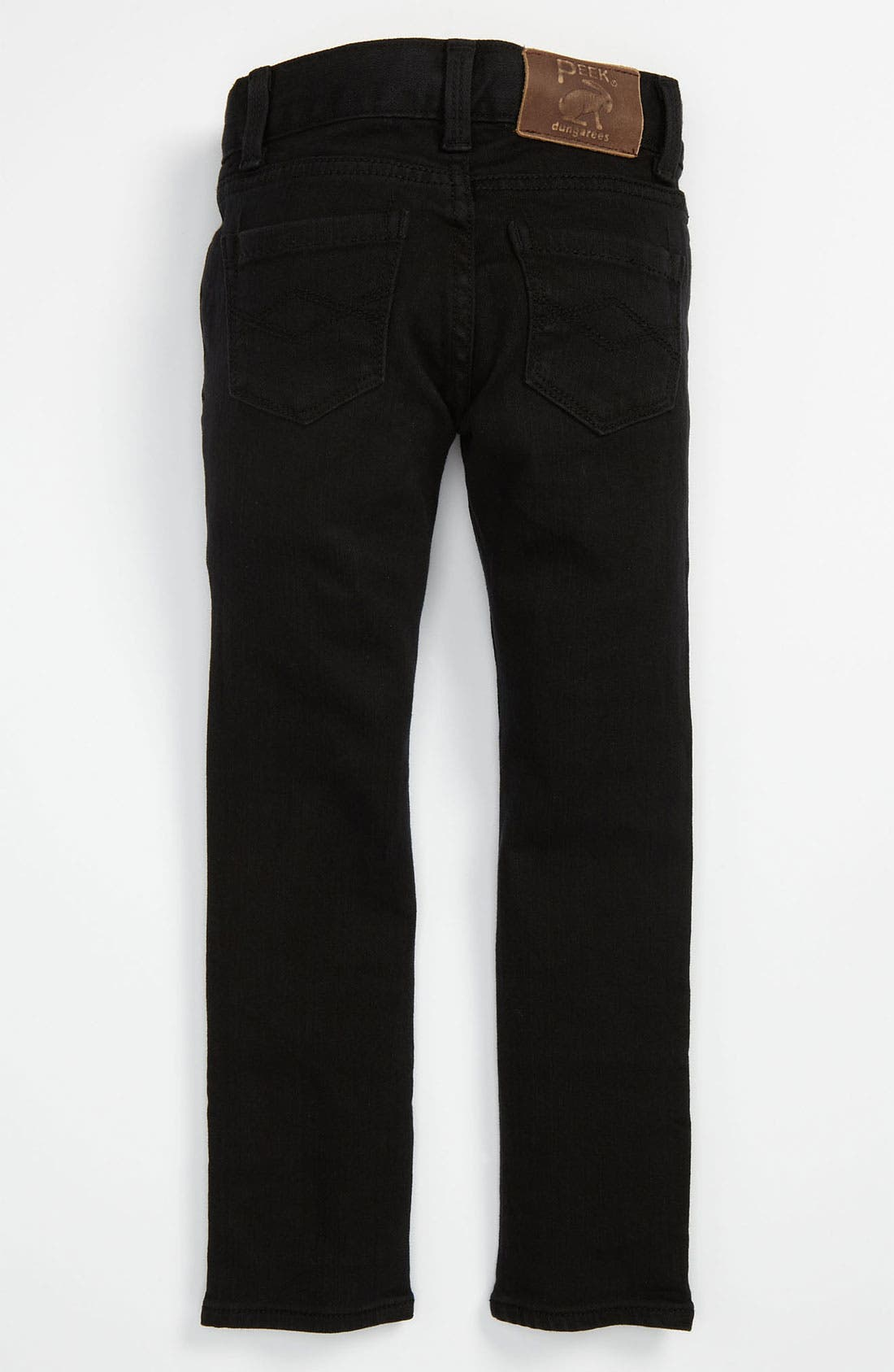 Alternate Image 1 Selected - Peek 'Audrey' Jeans (Toddler, Little Girls & Big Girls)