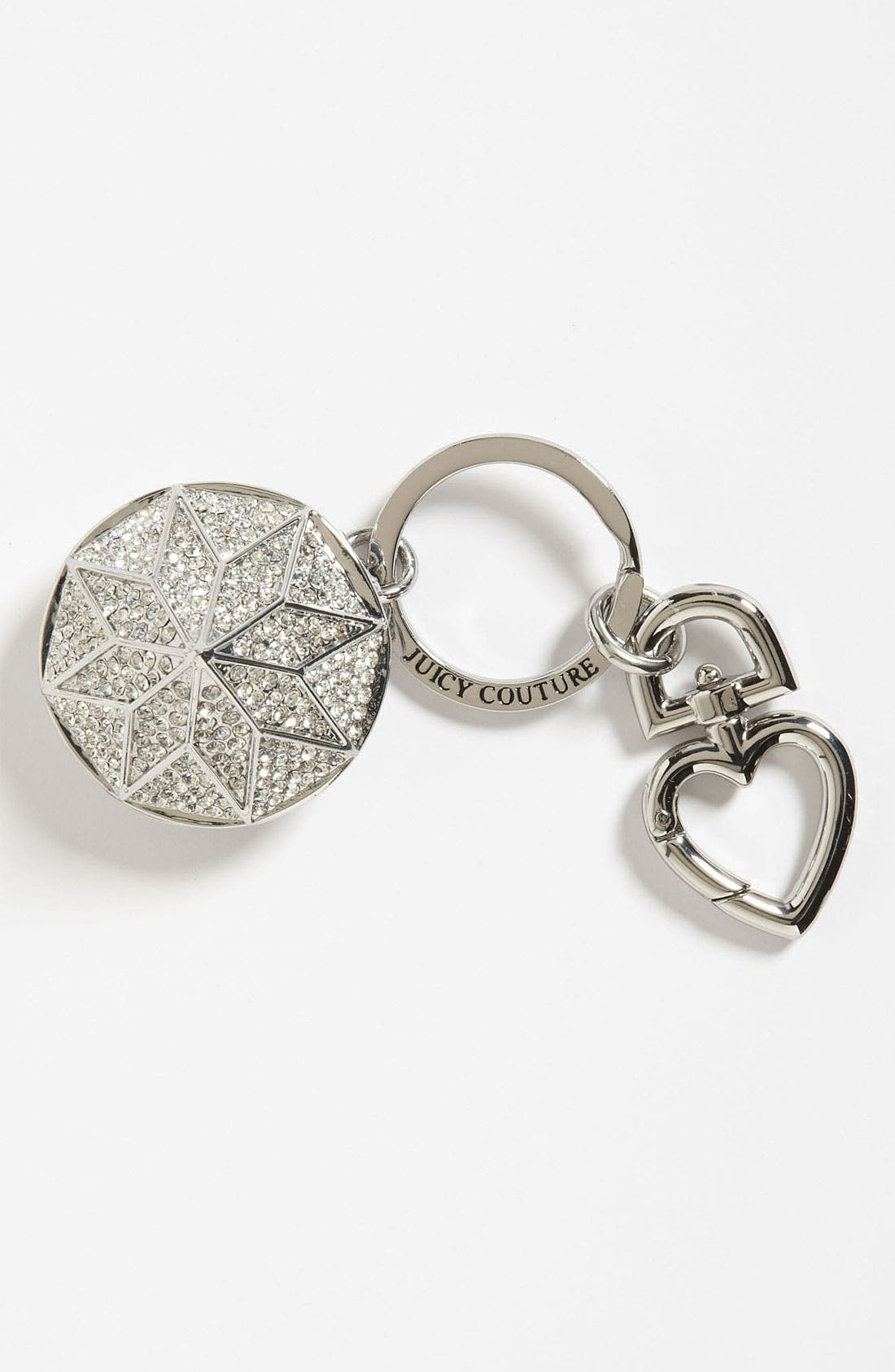 Alternate Image 1 Selected - Juicy Couture Key Ring