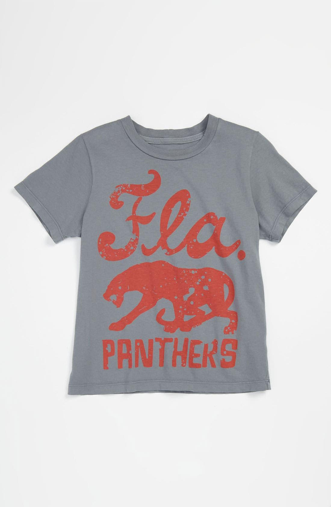 Main Image - Peek 'Florida Panthers' T-Shirt (Toddler, Little Boys & Big Boys)
