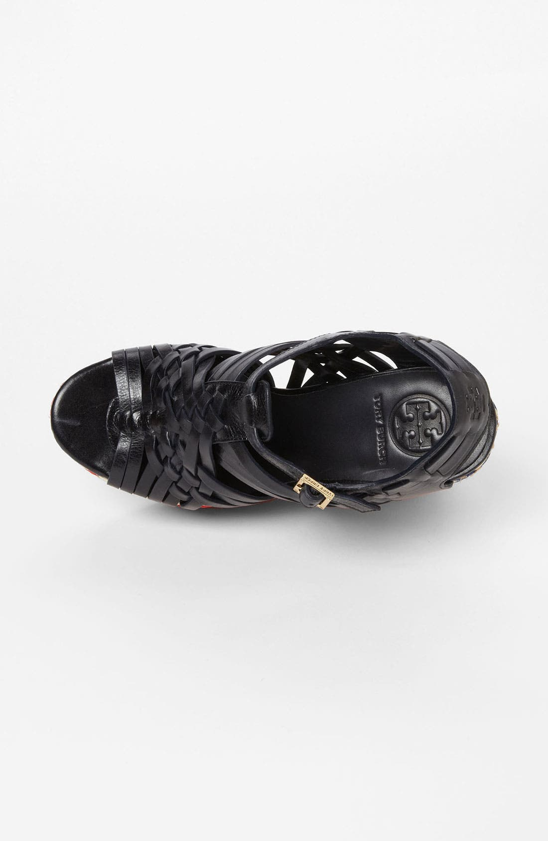 Alternate Image 4  - Tory Burch 'Raven' Wedge