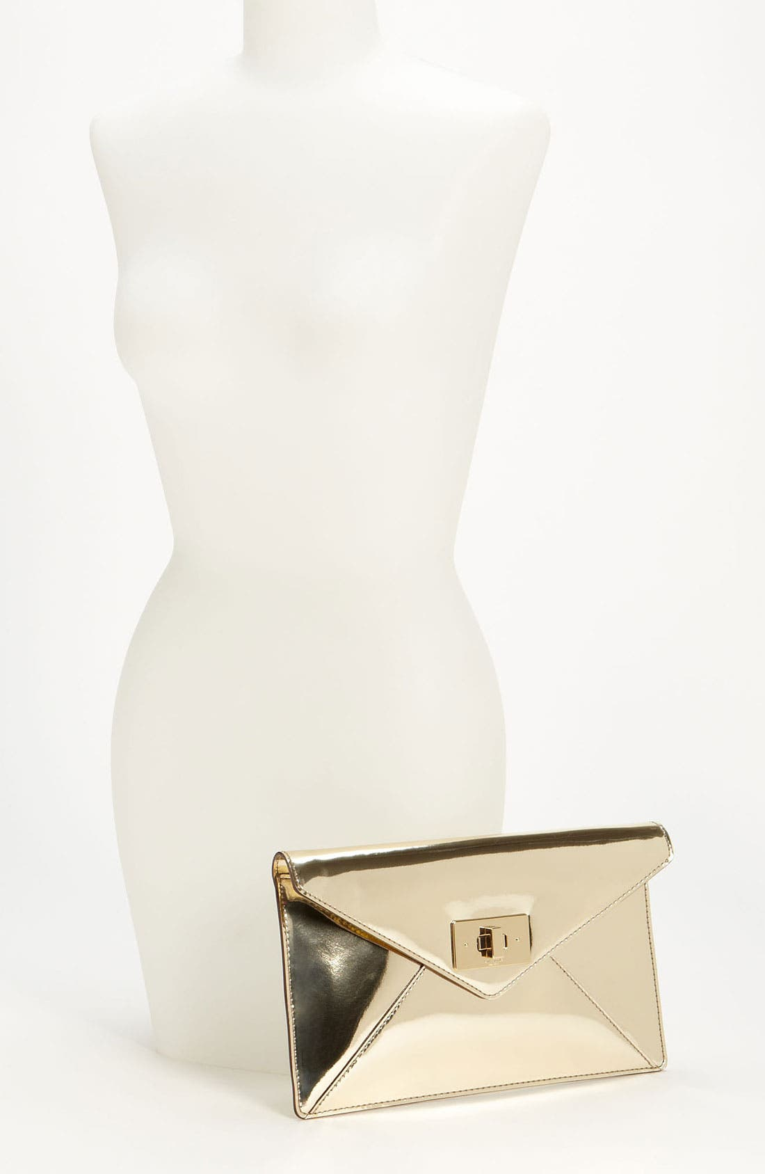 Alternate Image 2  - kate spade new york 'post street - little adair' envelope clutch