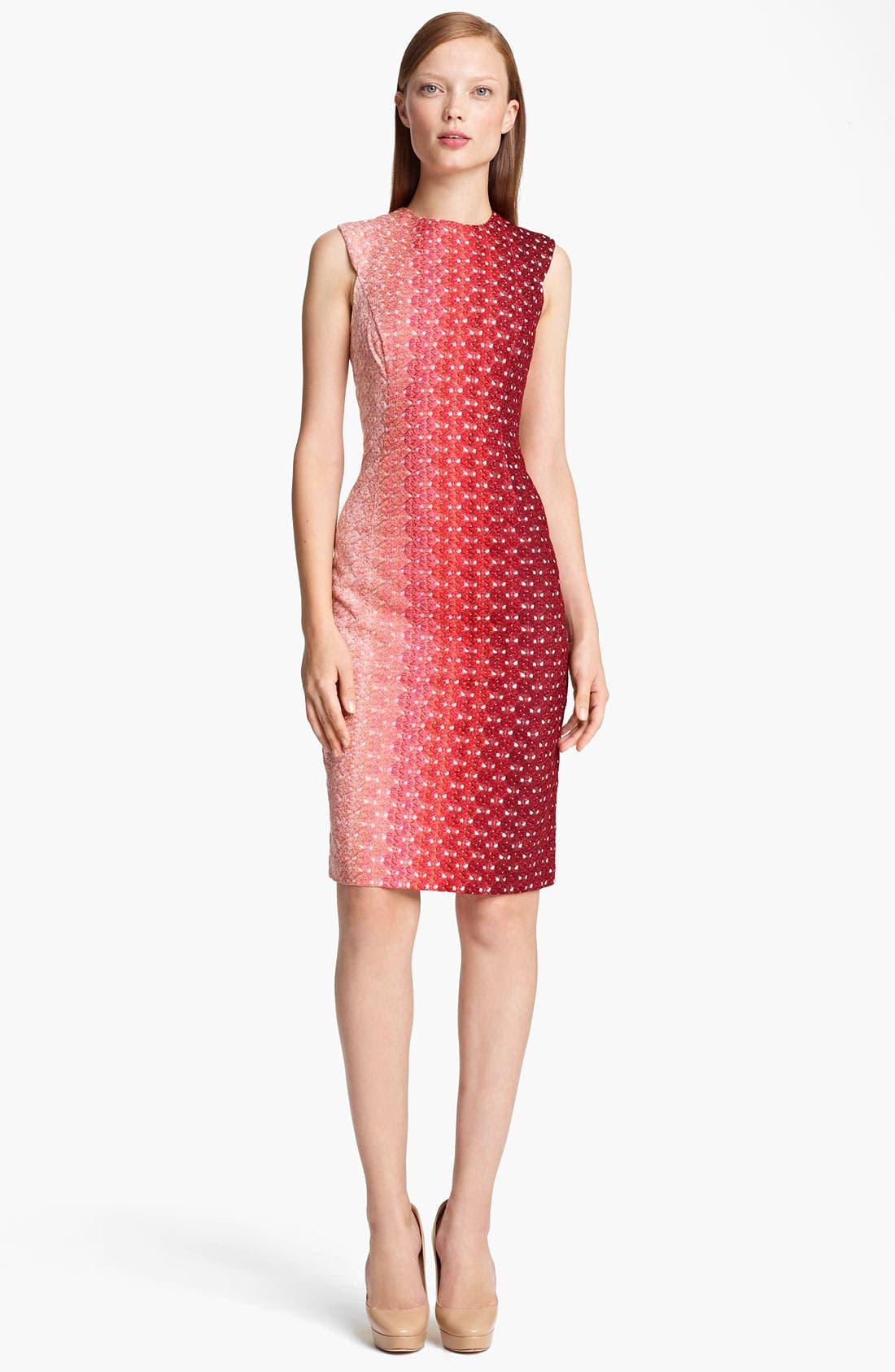 Alternate Image 1 Selected - Missoni Dégradé Sheath Dress