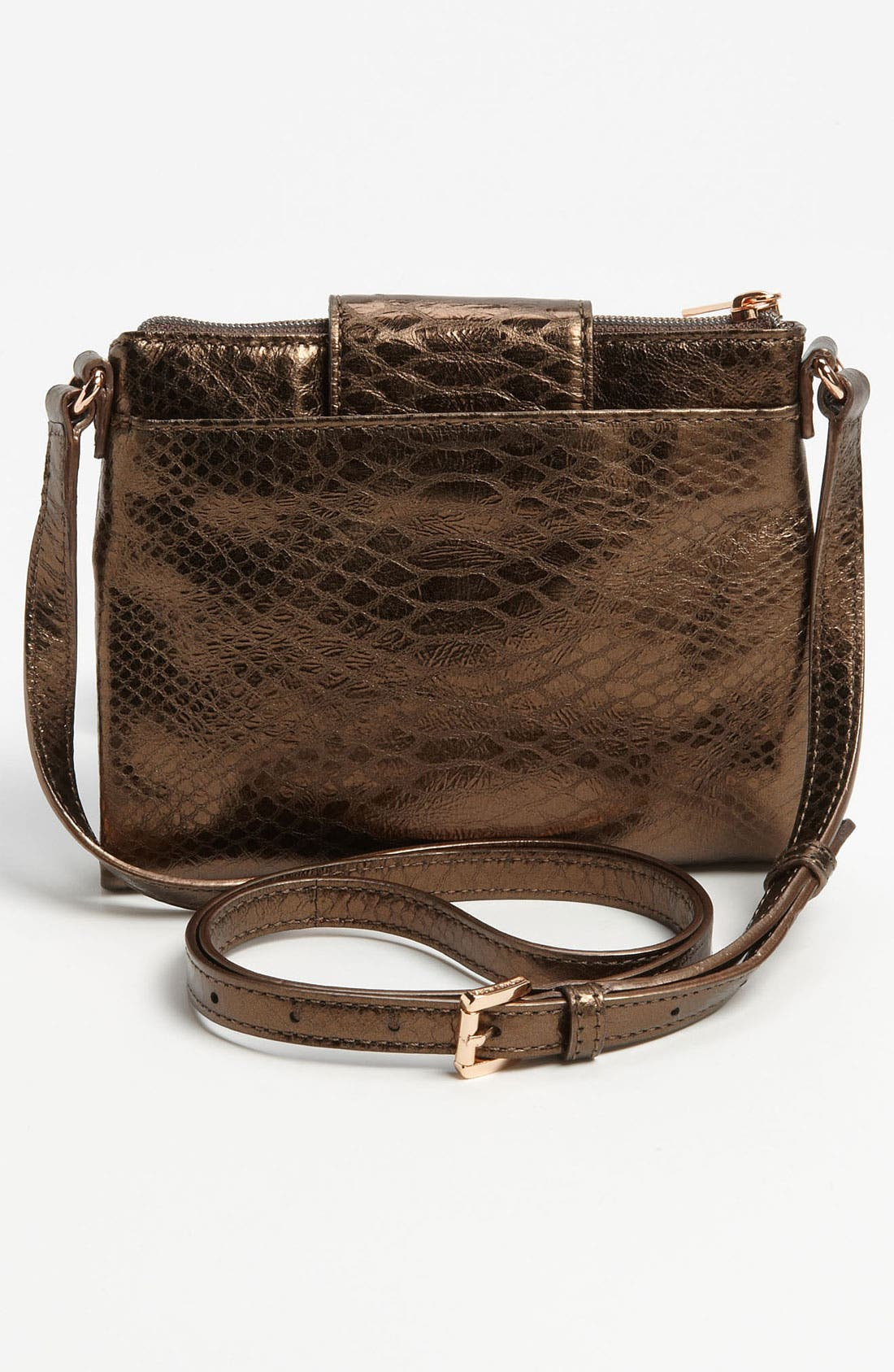 Alternate Image 4  - MICHAEL Michael Kors 'Fulton - Large' Crossbody Bag