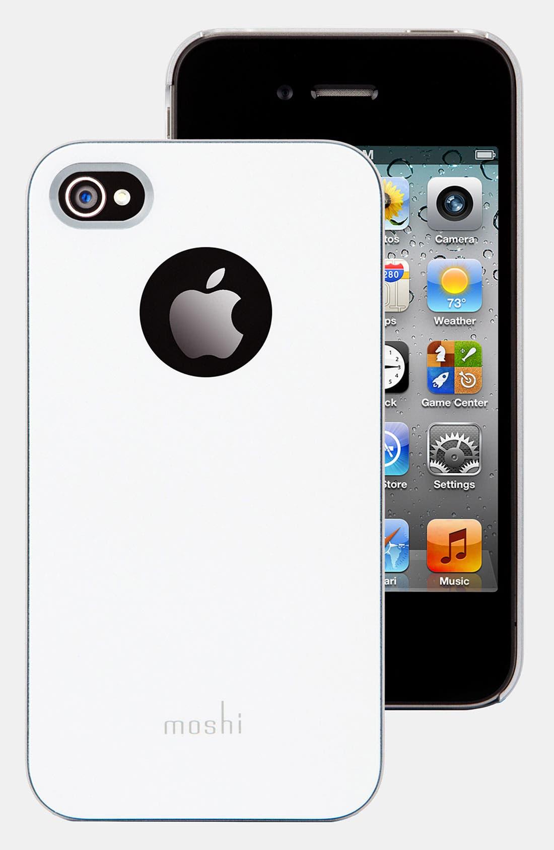 Alternate Image 3  - Moshi 'iGlaze' iPhone 4 & 4S Case