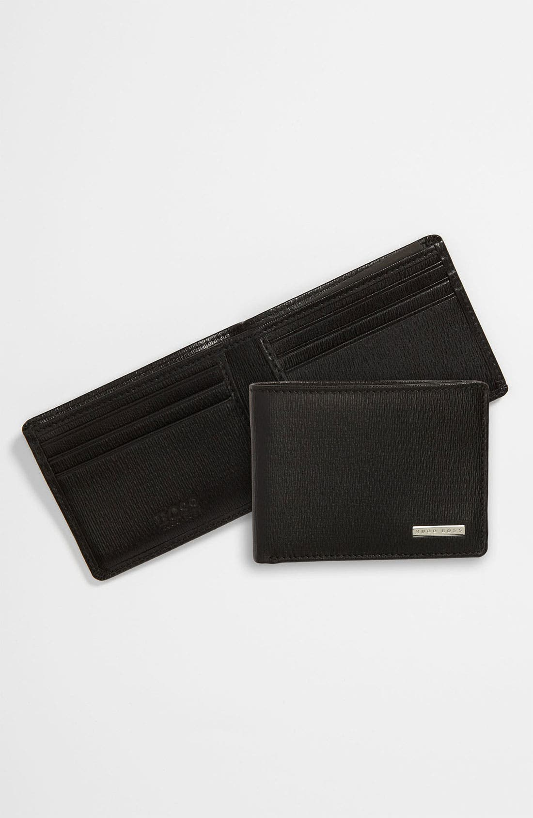 Alternate Image 1 Selected - BOSS Black 'Lillis' Wallet