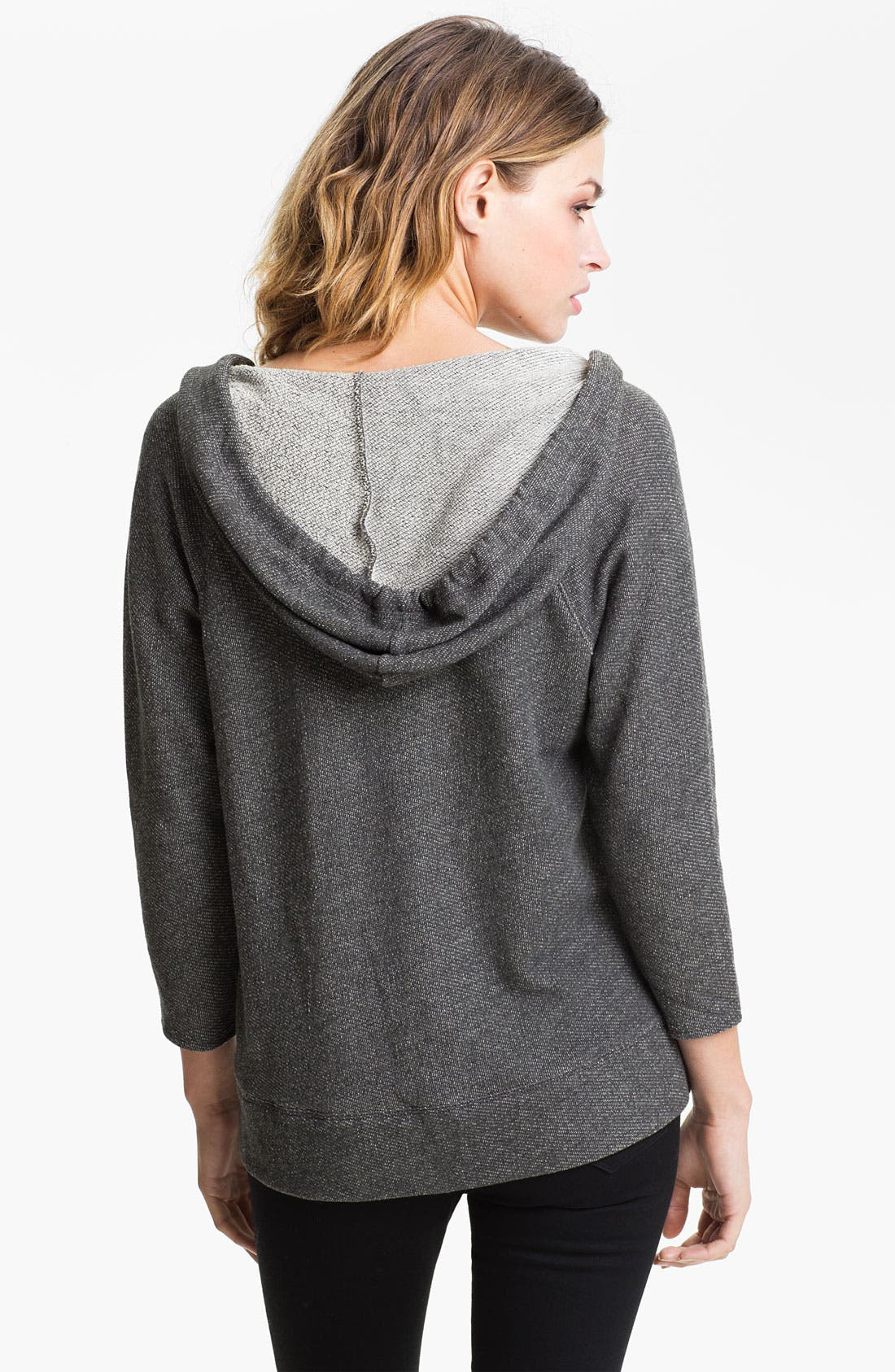 Alternate Image 2  - Soft Joie 'Khalida' Slouchy Pullover Hoodie