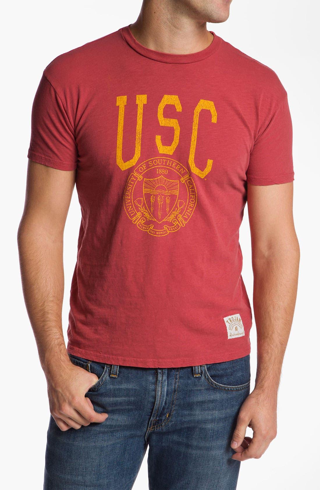 Alternate Image 1 Selected - The Original Retro Brand 'USC' T-Shirt