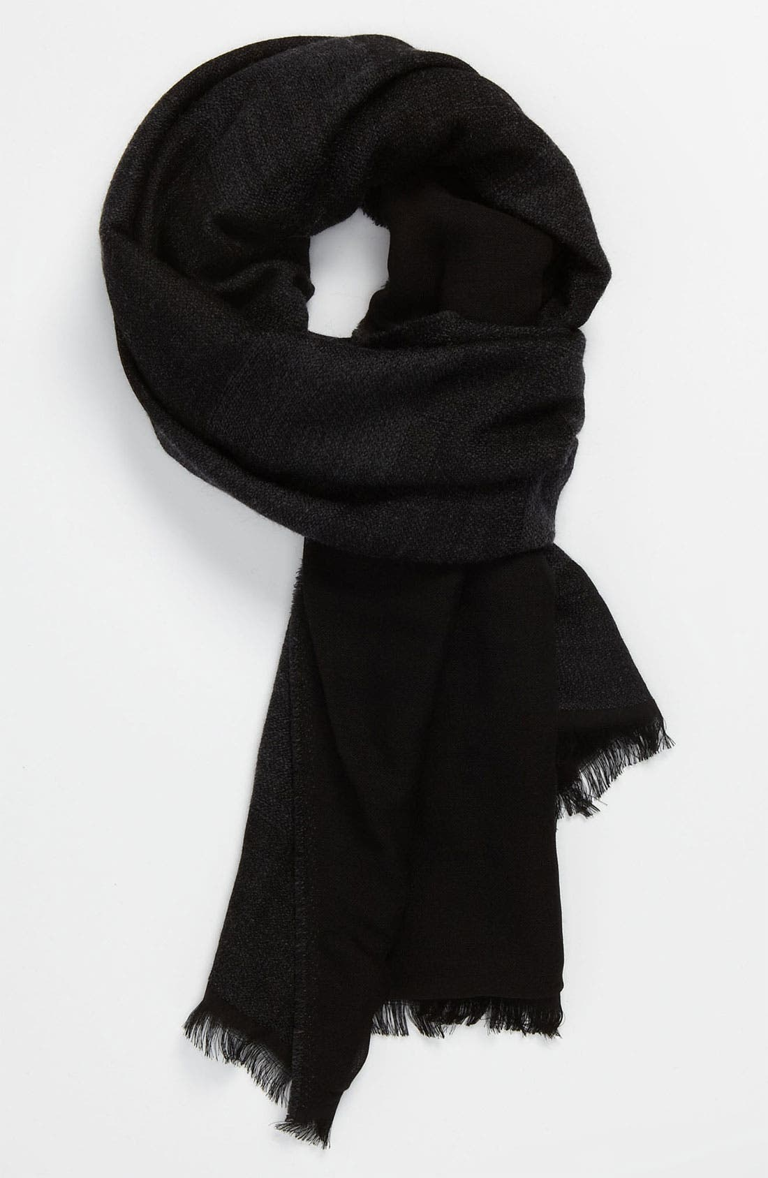 Alternate Image 1 Selected - Theory 'Ervins' Double Face Scarf