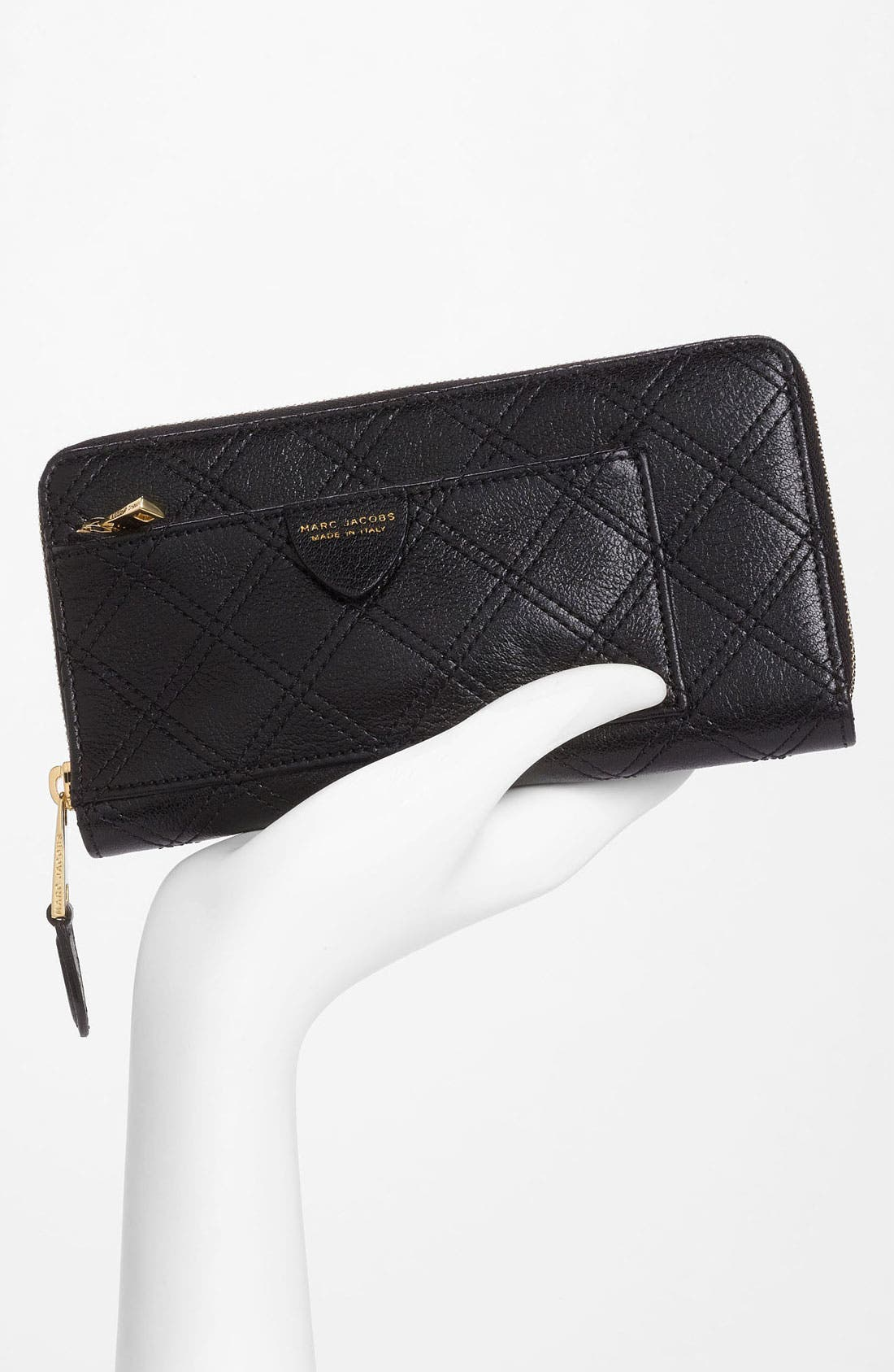 Alternate Image 4  - MARC JACOBS 'Sister' Leather Wallet