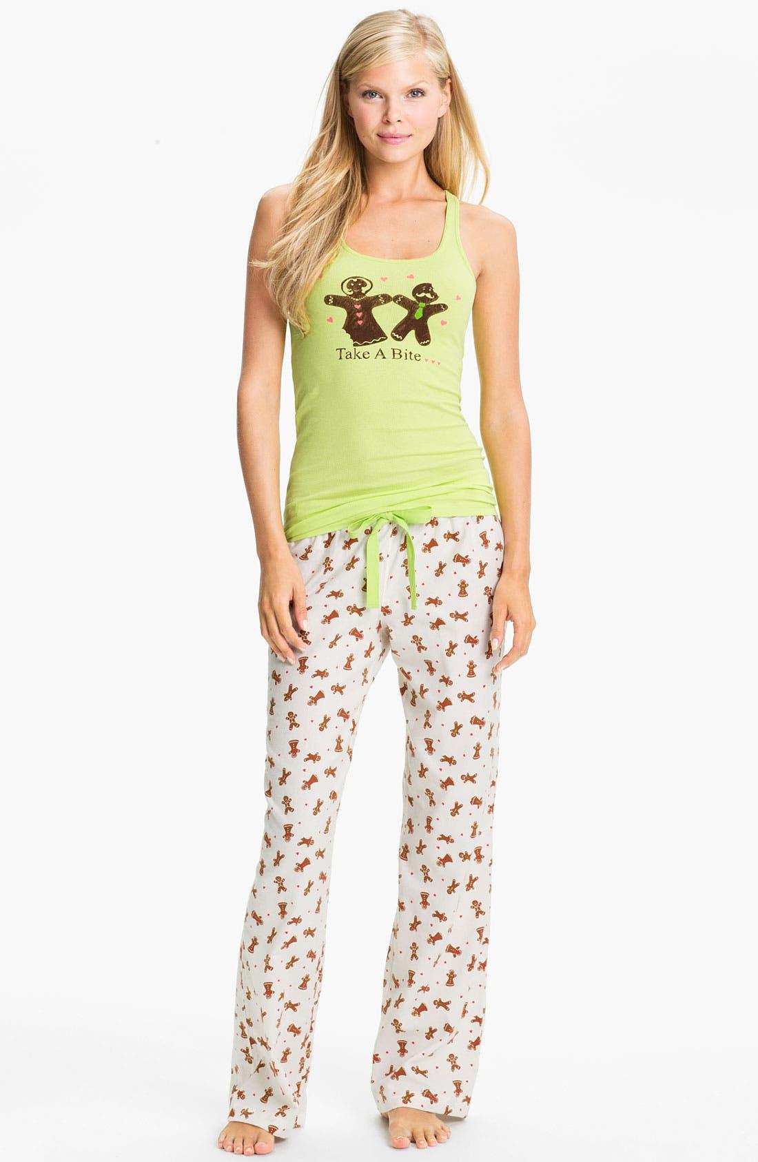 Alternate Image 1 Selected - Make + Model Pajamas Gift Set