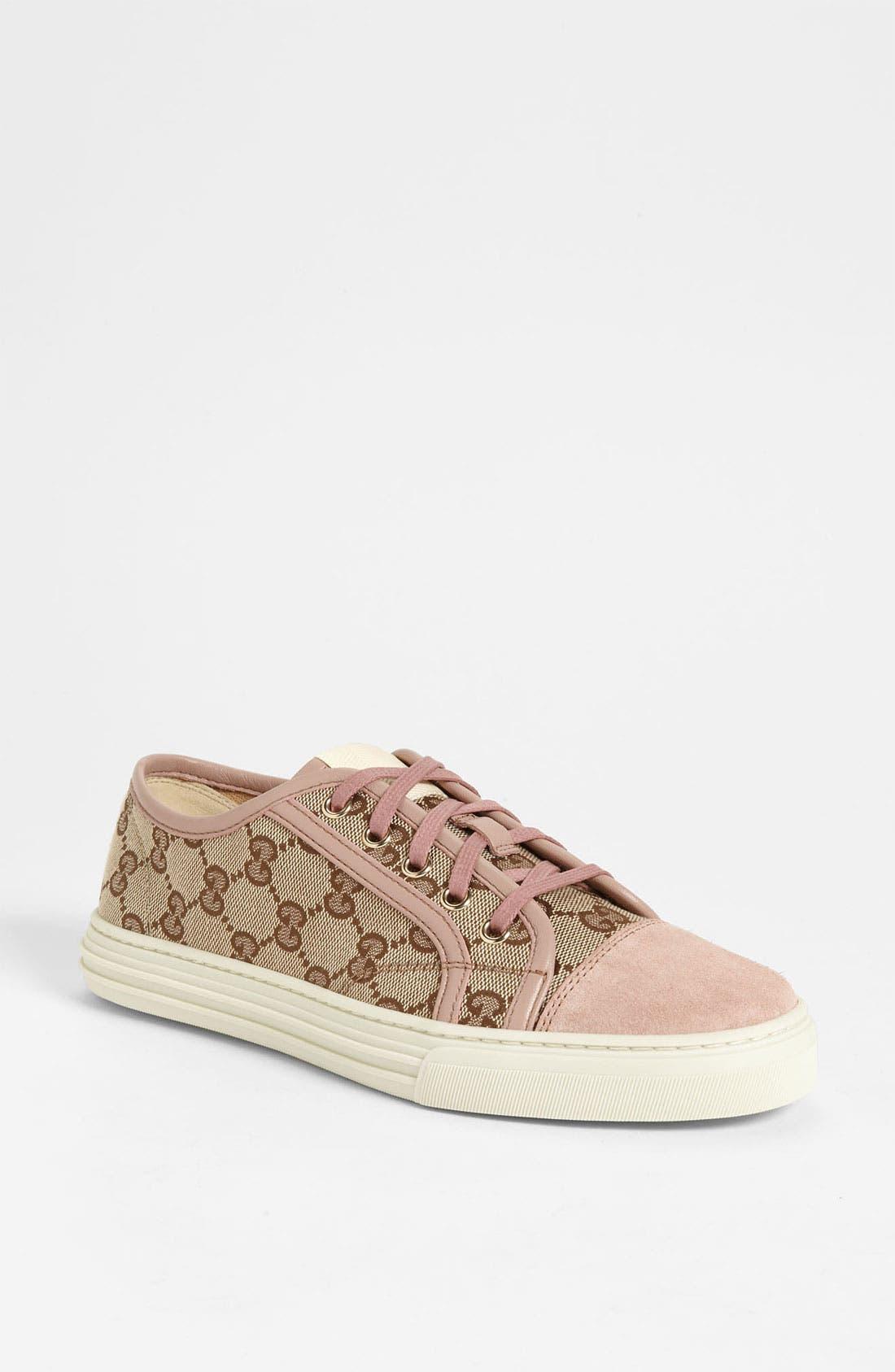 Alternate Image 1 Selected - Gucci 'California Low' Sneaker