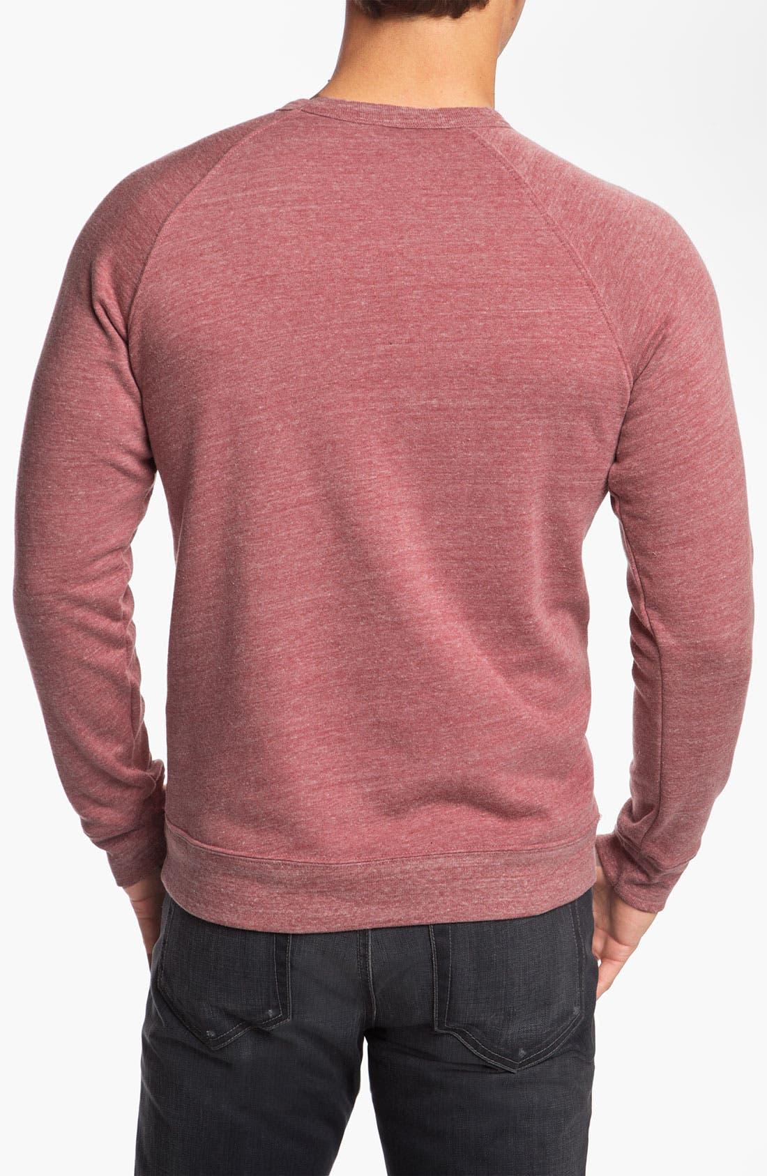 Alternate Image 2  - Obey 'Desert Star' Graphic Crewneck Sweatshirt