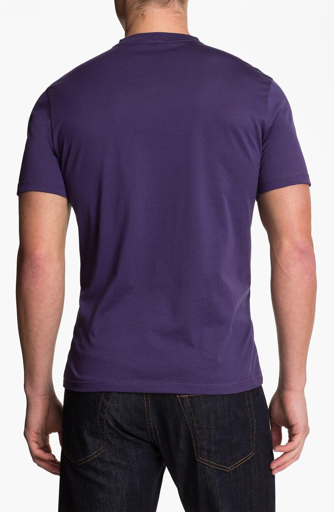 Alternate Image 2  - Versace V-Neck T-Shirt