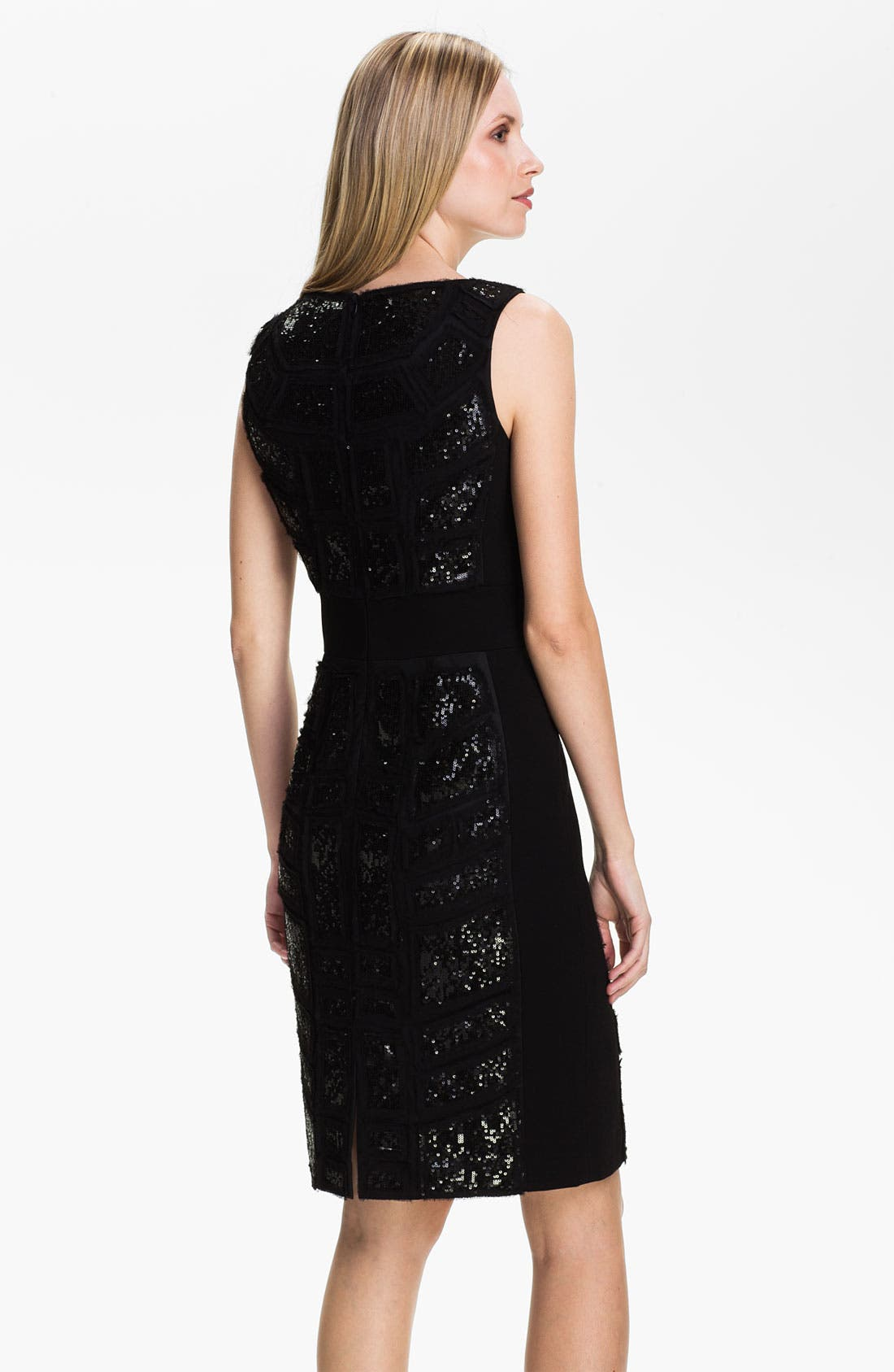 Alternate Image 2  - Lafayette 148 New York 'Brooke' Embellished Dress