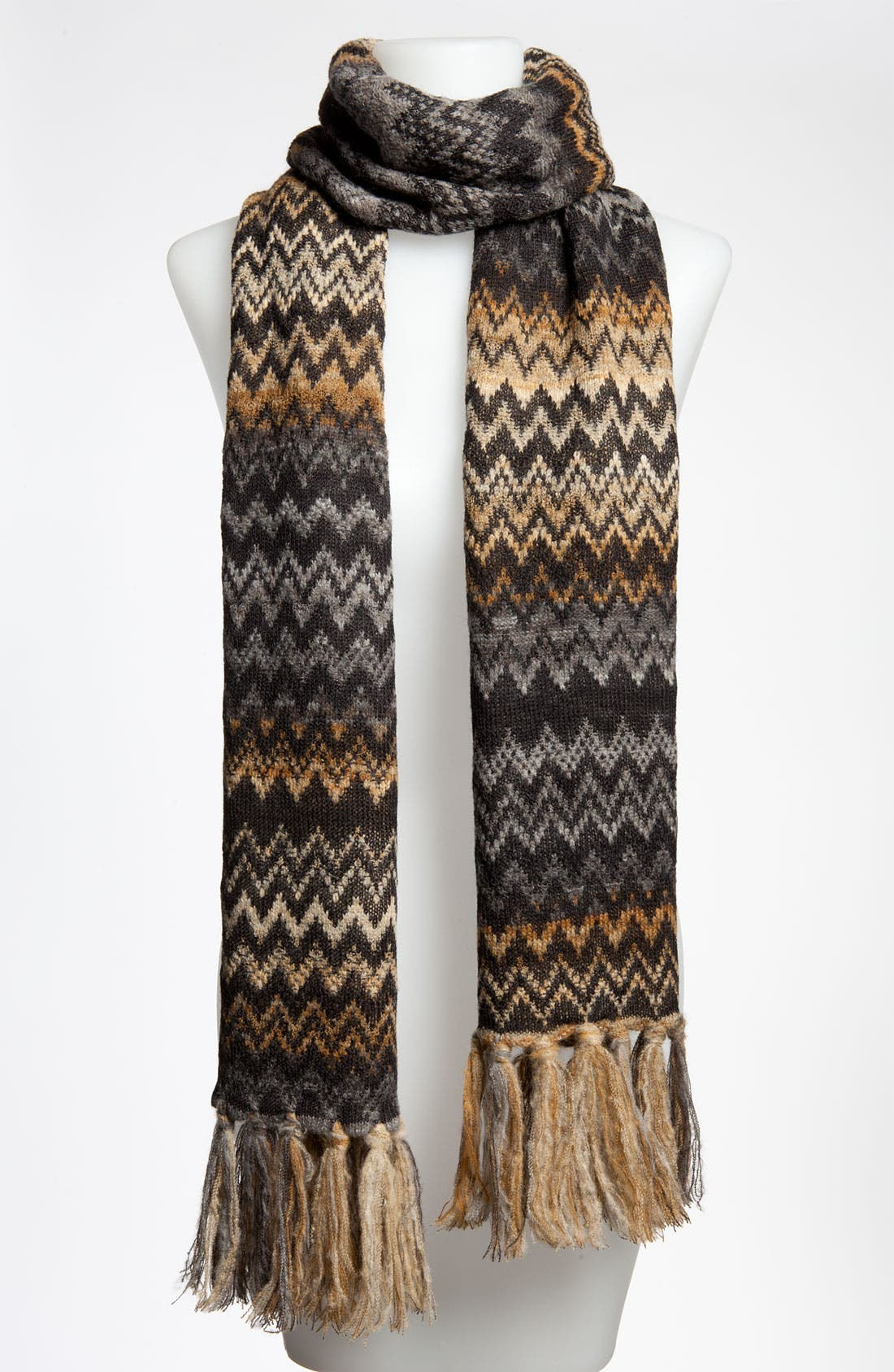 Alternate Image 1 Selected - Missoni Wool Blend Scarf