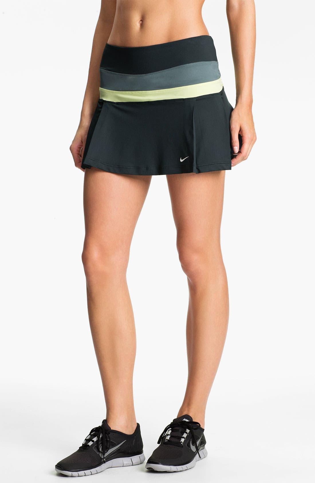 Alternate Image 1 Selected - Nike 'Share Athlete' Tennis Skirt