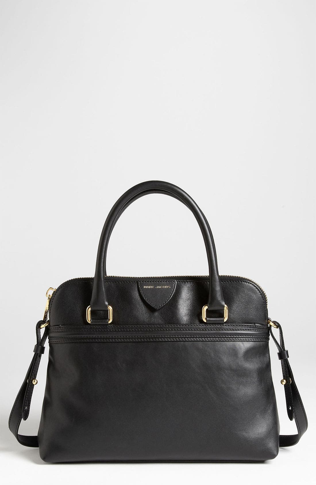 Main Image - MARC JACOBS 'Raleigh Preston' Leather Satchel