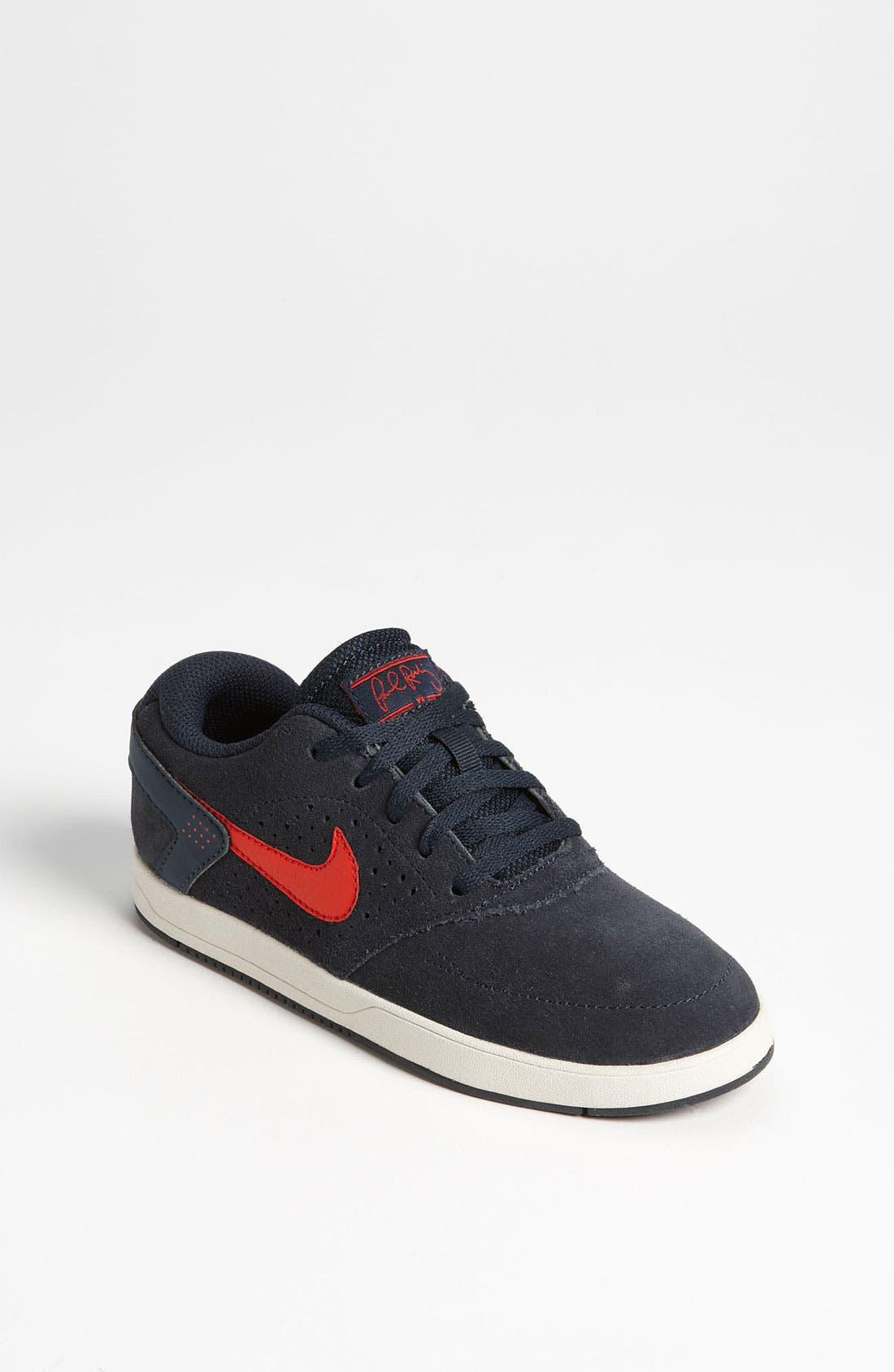 Alternate Image 1 Selected - Nike 'Paul Rodriguez 6' Sneaker (Toddler, Little Kid & Big Kid)
