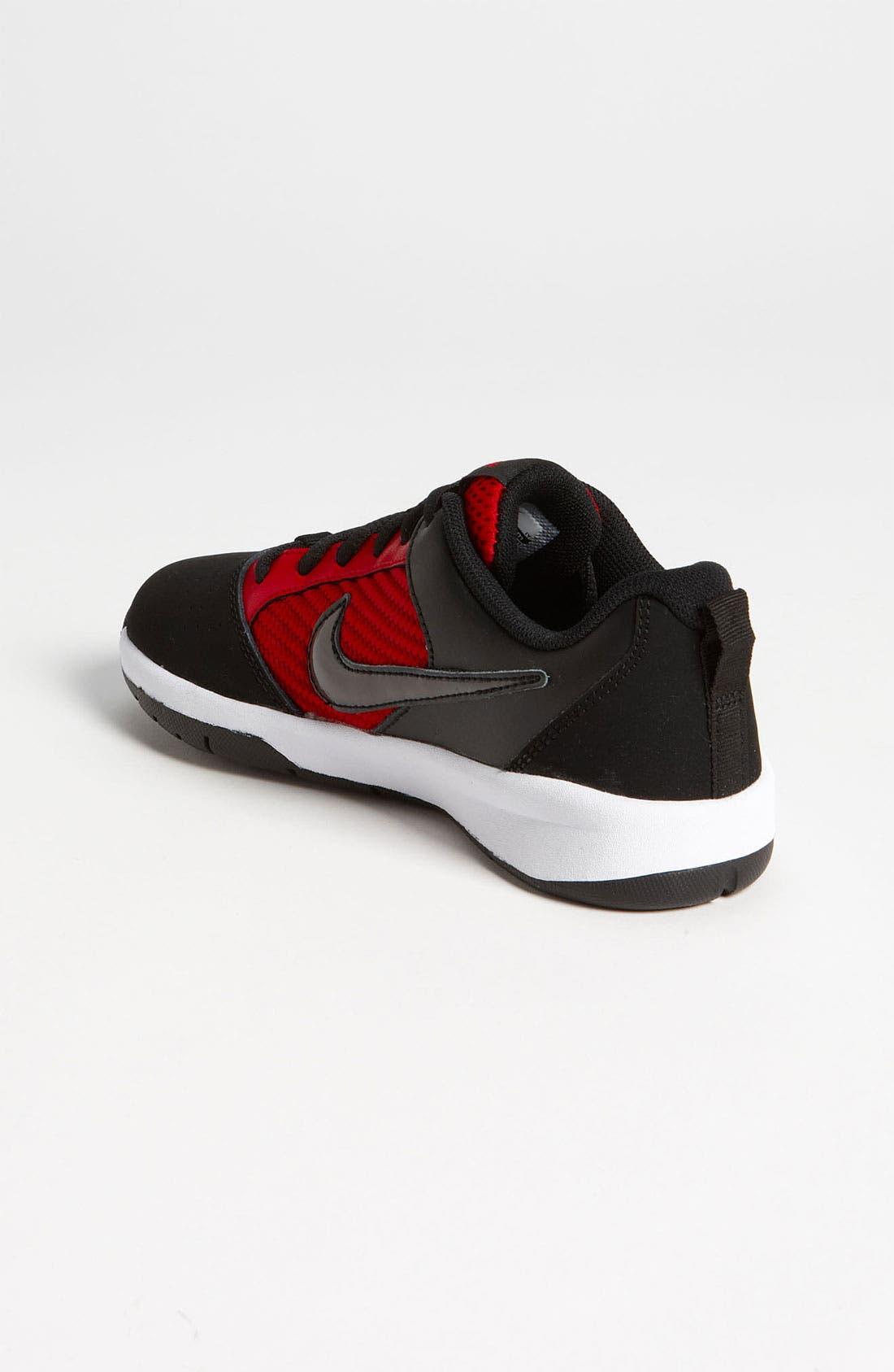 Alternate Image 2  - Nike 'Quick Baller Low' Sneaker (Toddler & Little Kid)