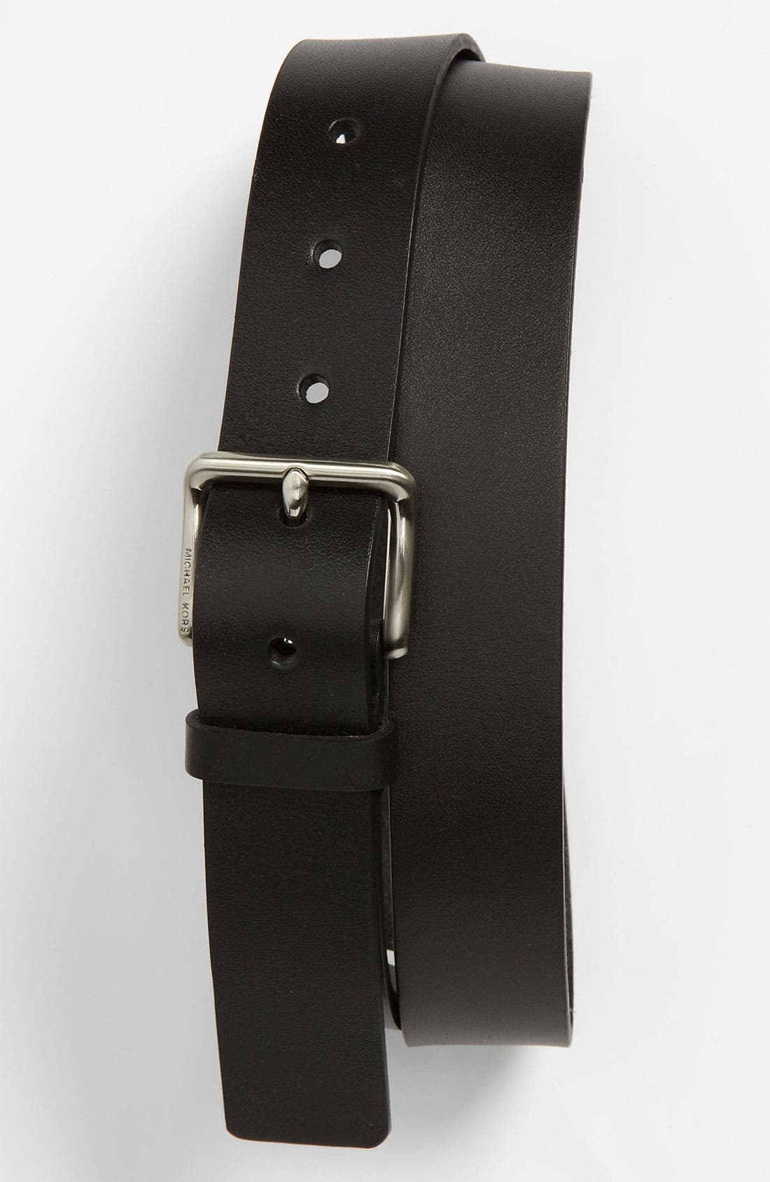 Main Image - Michael Kors Leather Belt