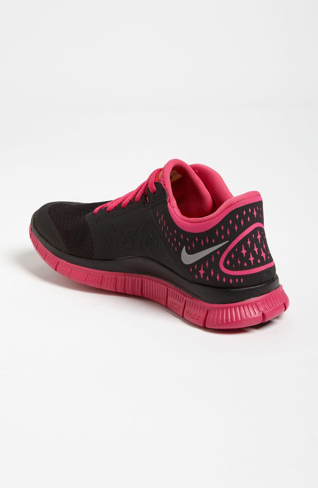 Alternate Image 2  - Nike 'Free 4.0 V2 Livestrong' Running Shoe (Women)