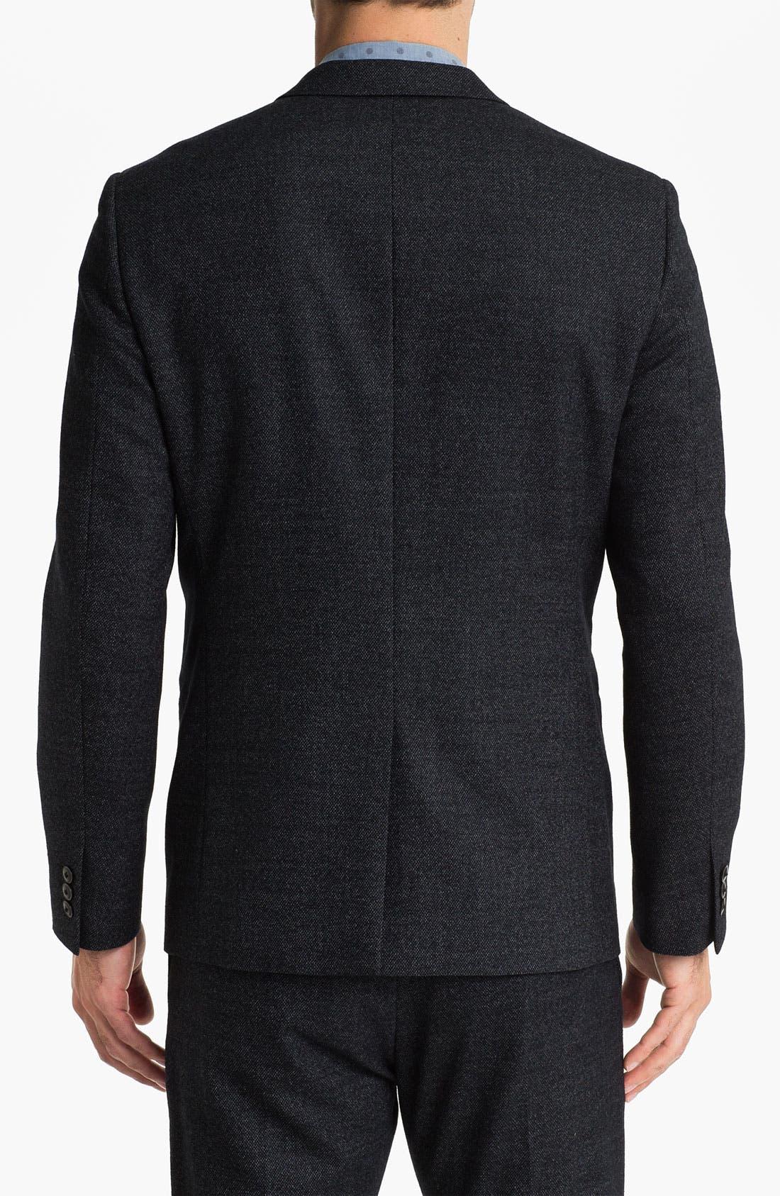 Alternate Image 2  - Theory 'Rodolf Wolcott' Wool Blend Tweed Blazer